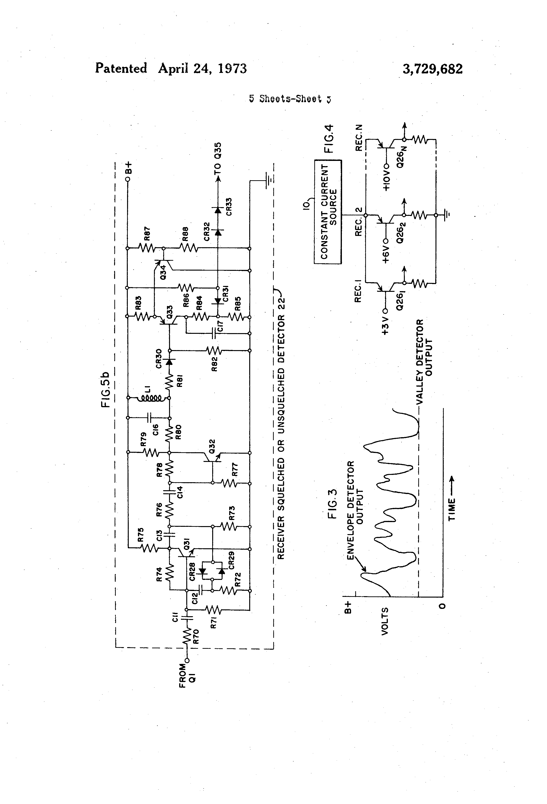 schematic diagram for the one transistor fm radio with