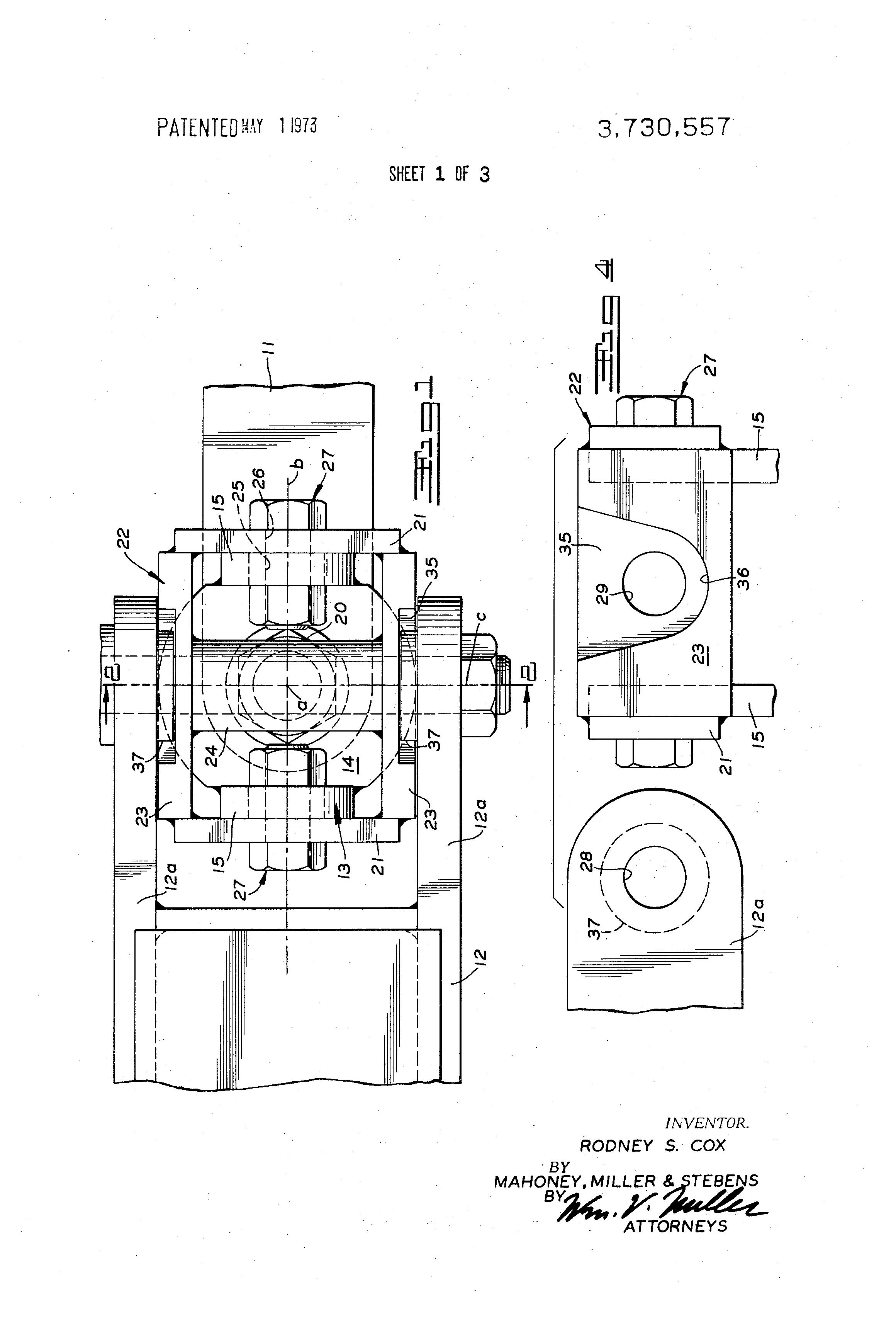 patent us3730557