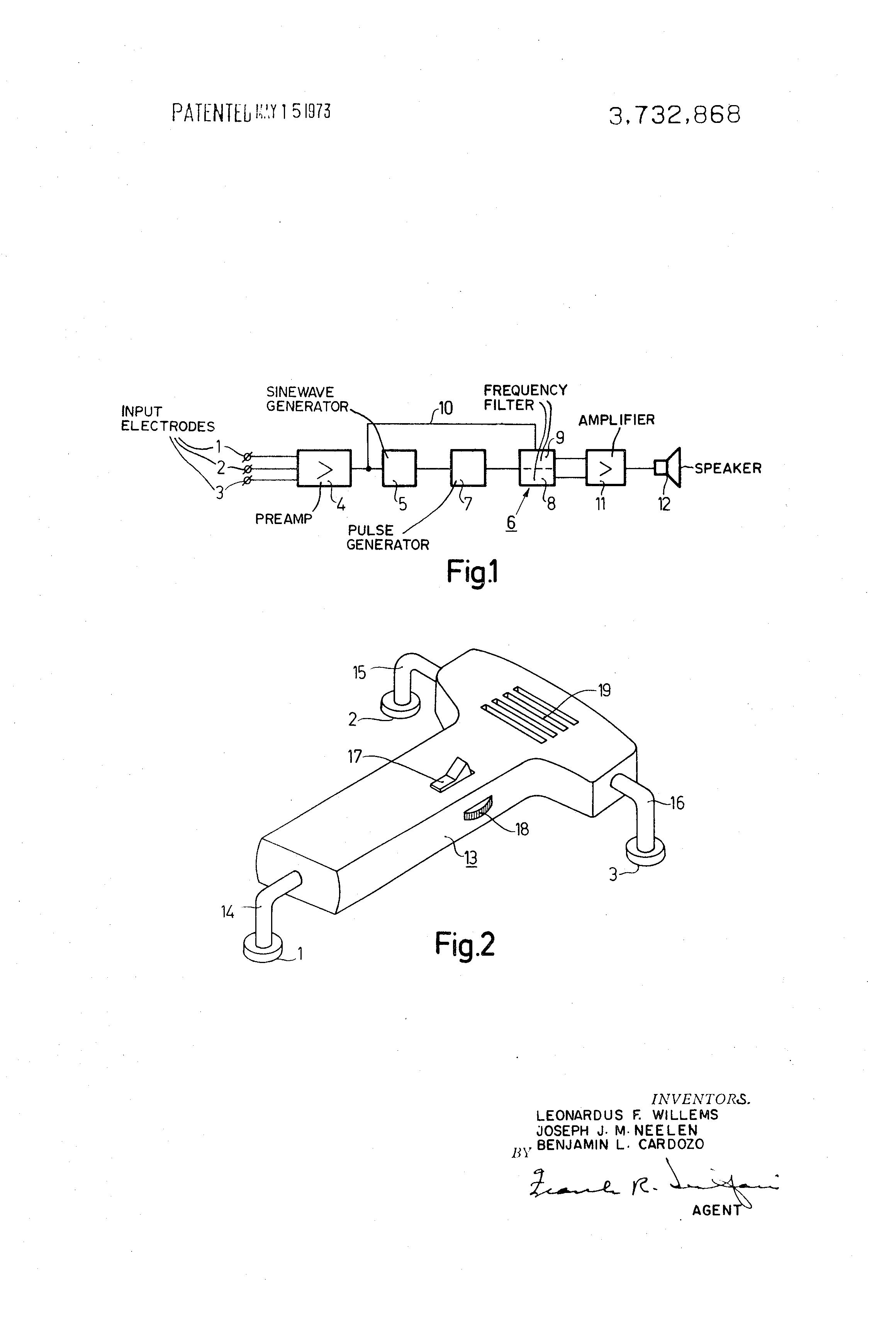 patent us3732868