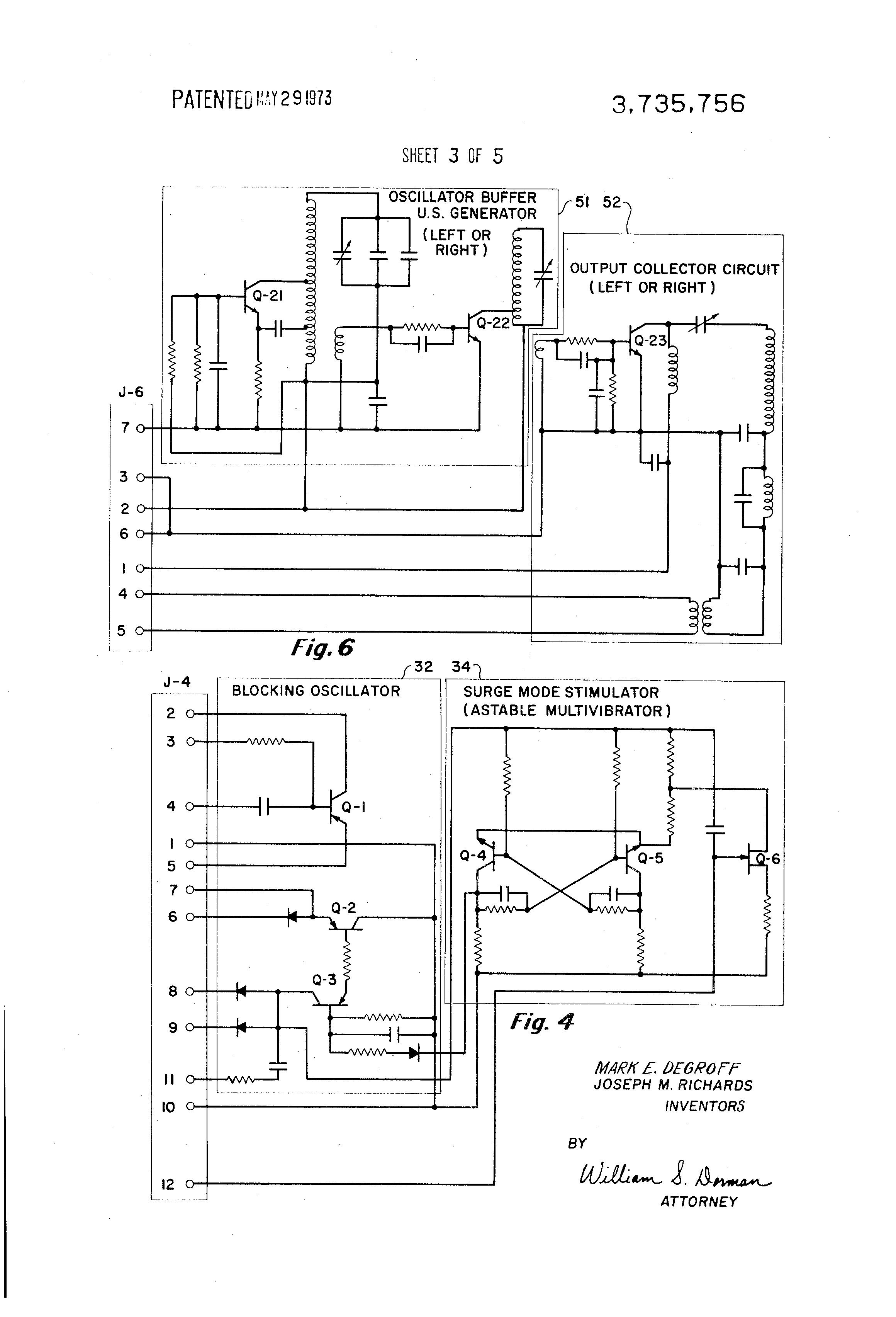 brevetto us3735756