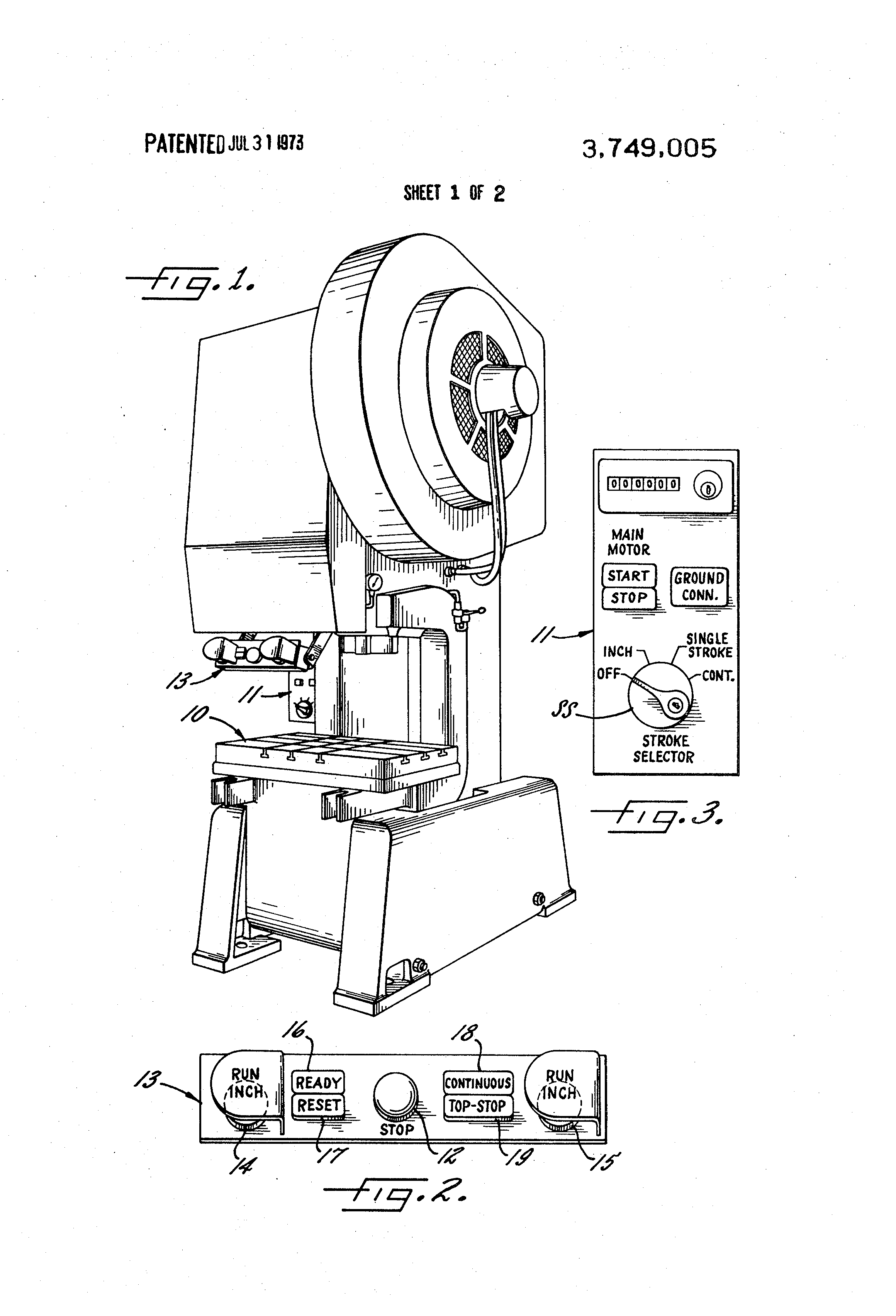 patent us3749005