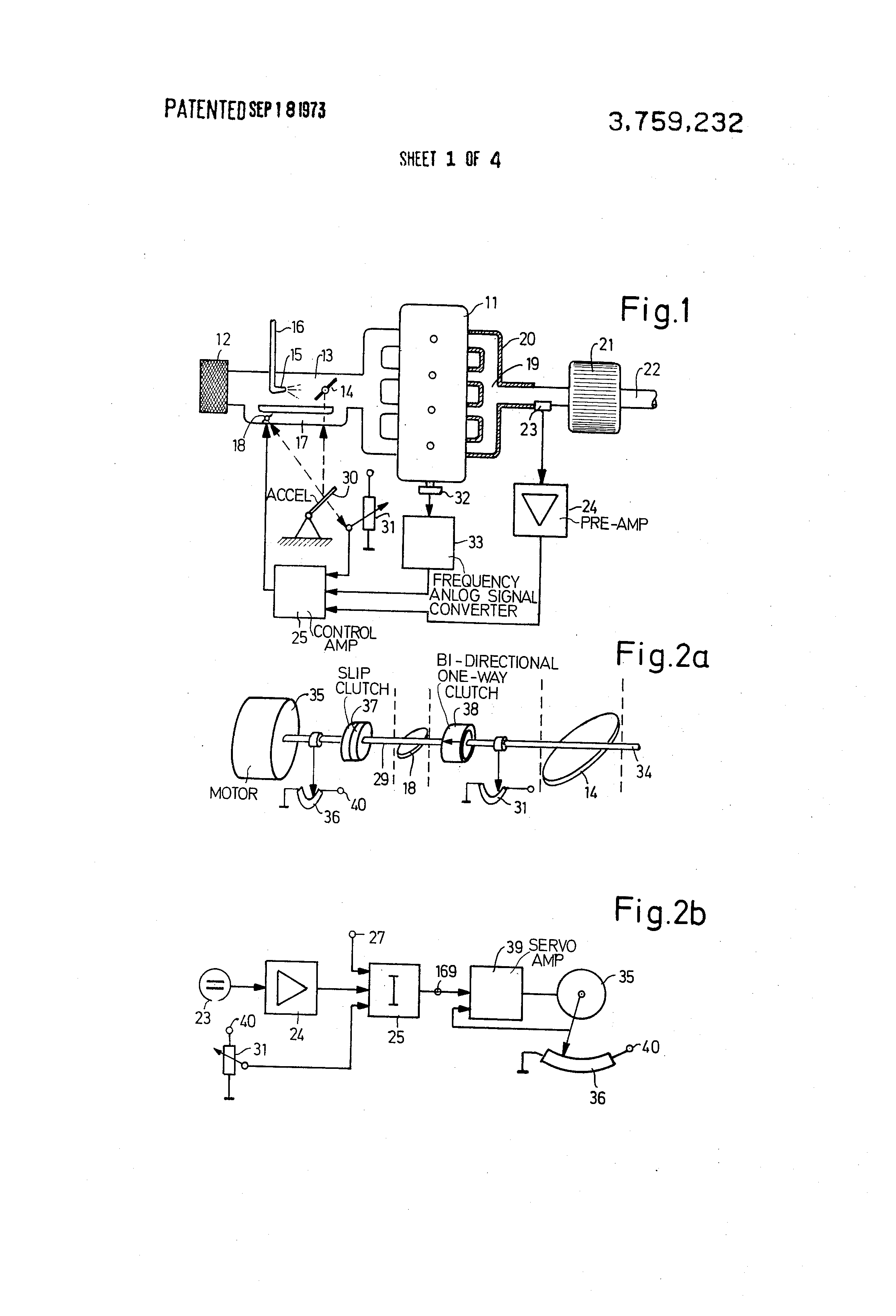 Brevet Us3759232 Method And Apparatus To Remove Polluting St51 Solenoid Starter Switch Wiring Diagram Patent Drawing