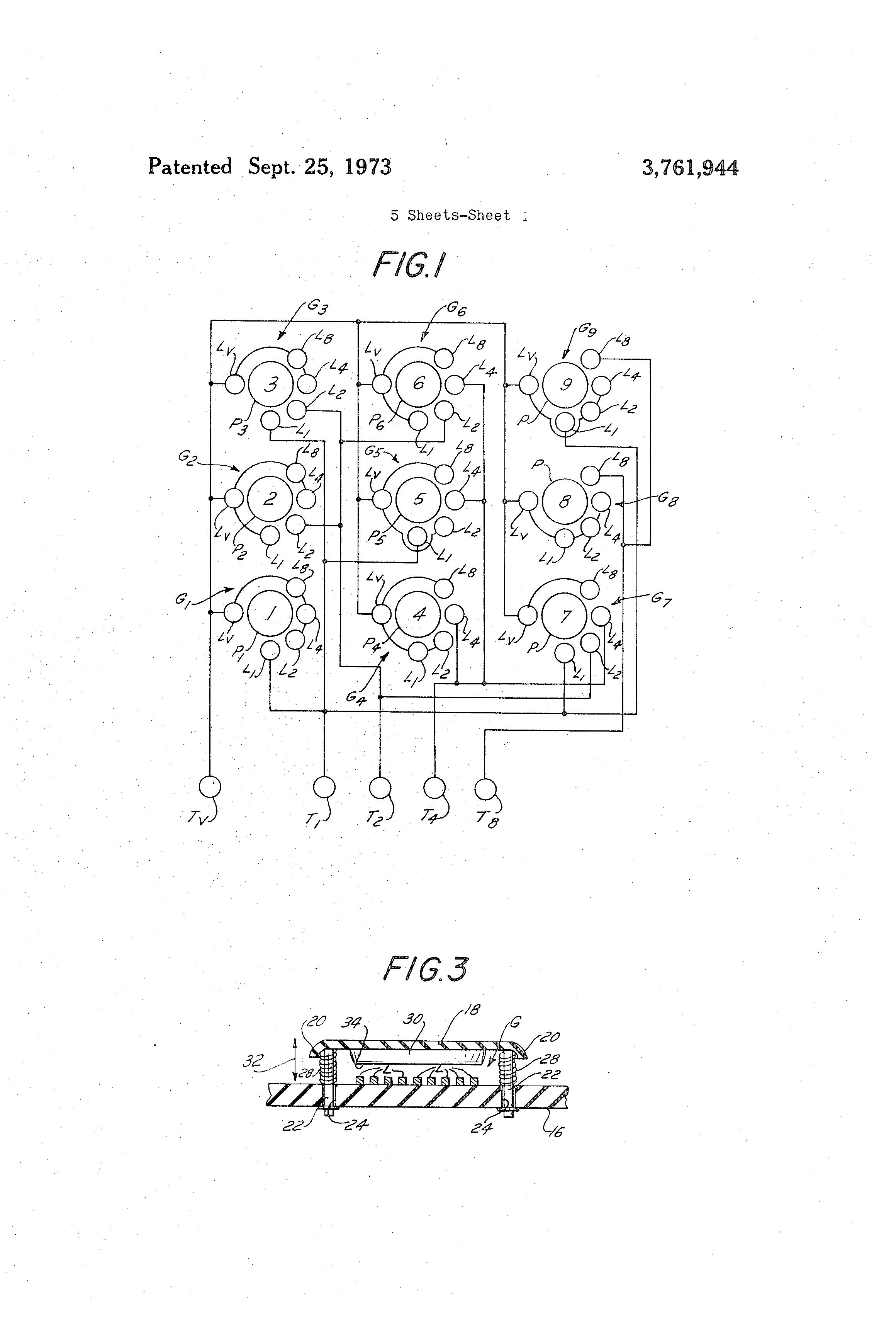 Patent US3761944 - Binary code generator - Google Patentsuche