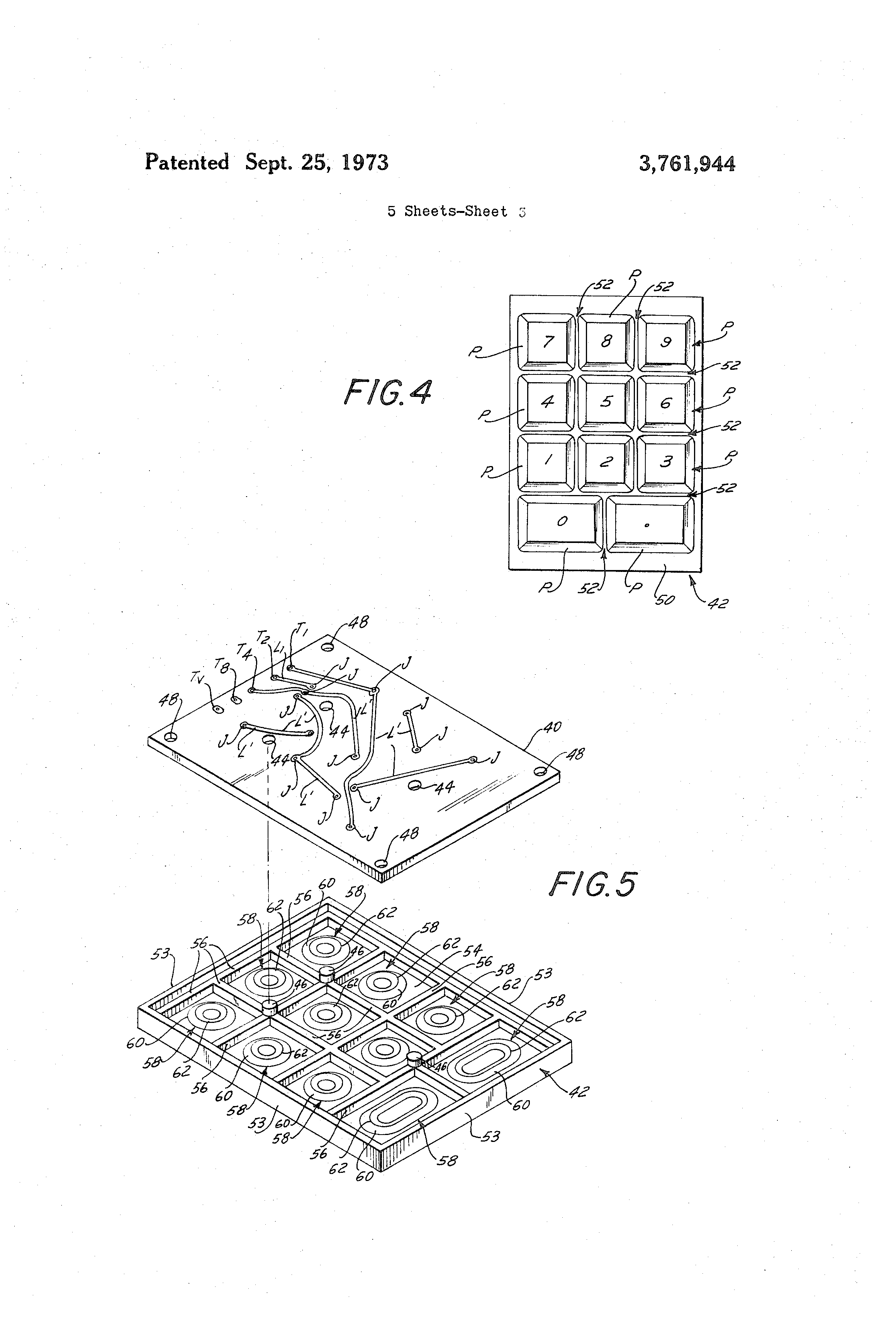 Patent US3761944 - Binary code generator - Google Patents