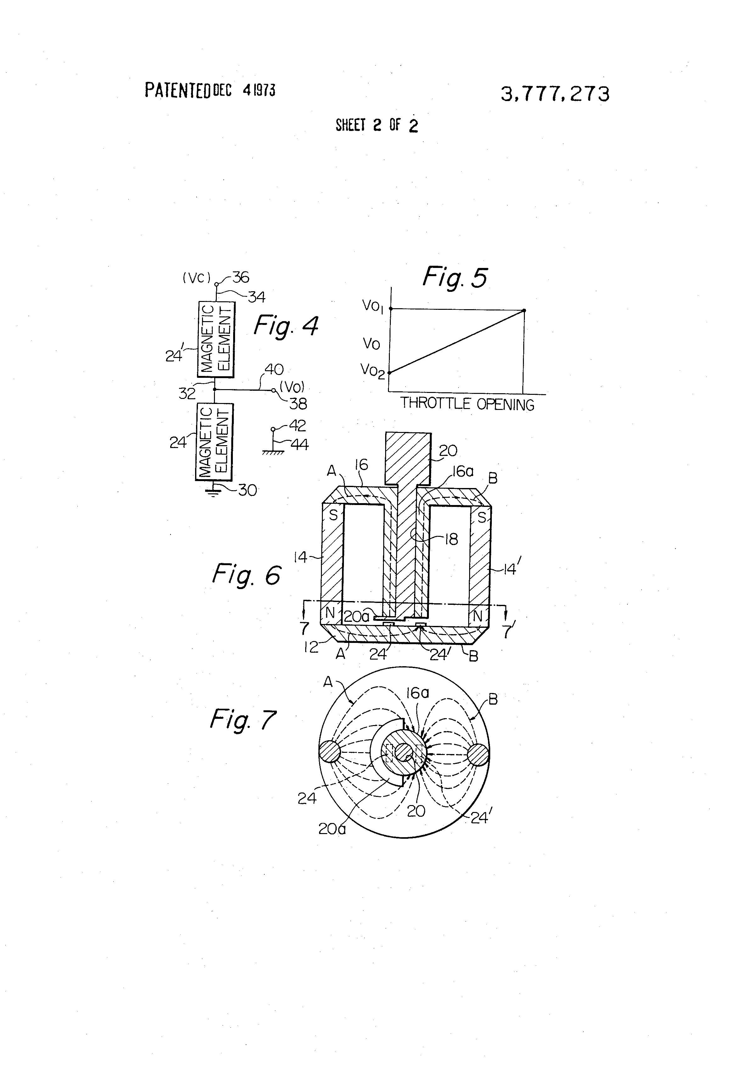 patente us3777273