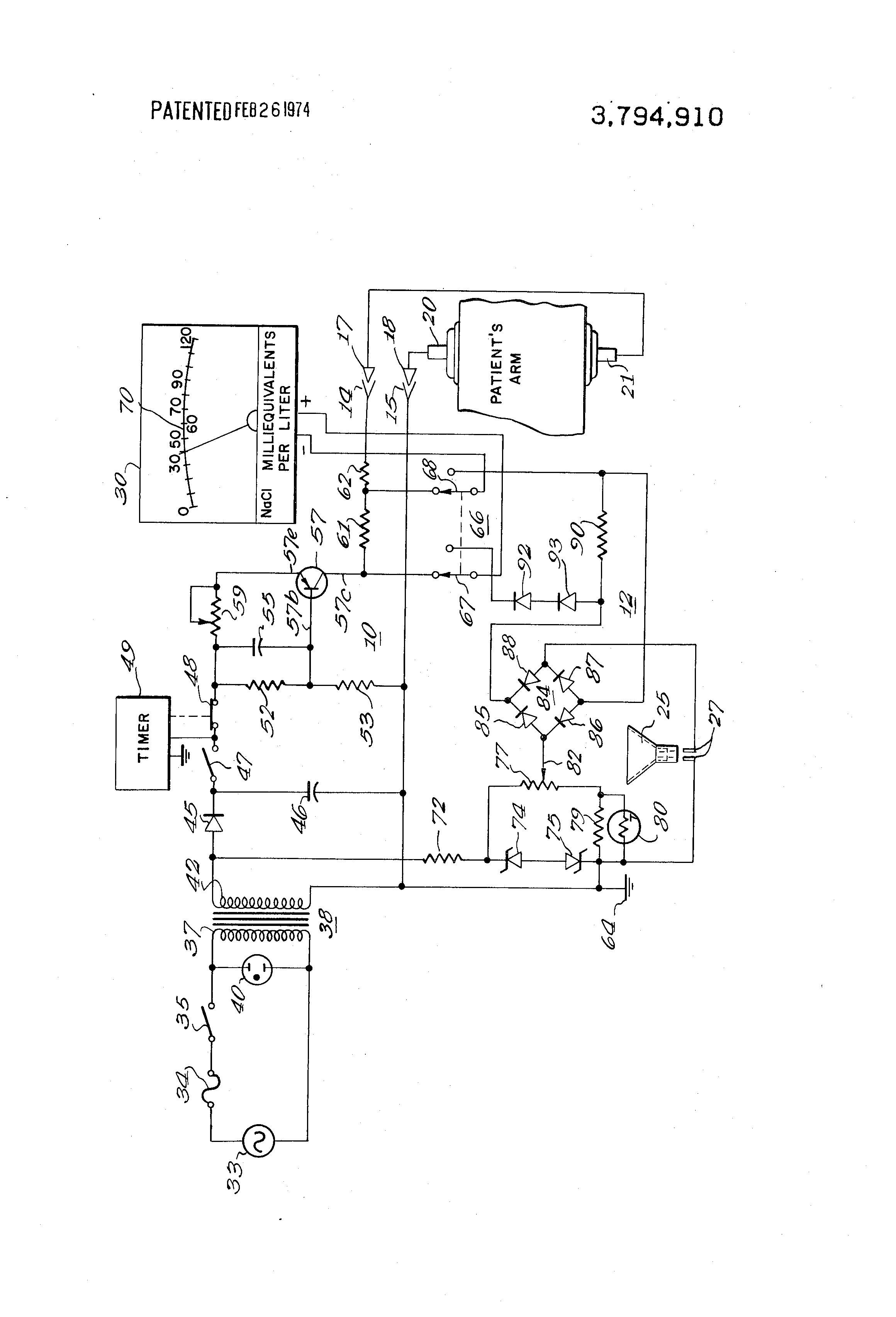 patent us3794910