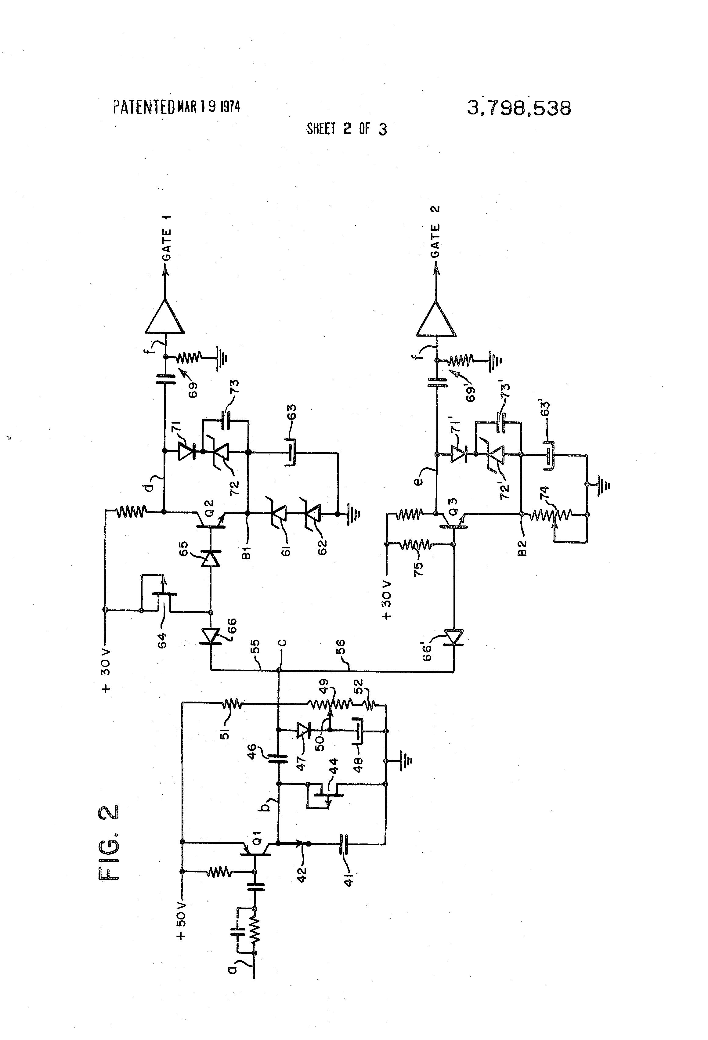 patente us3798538