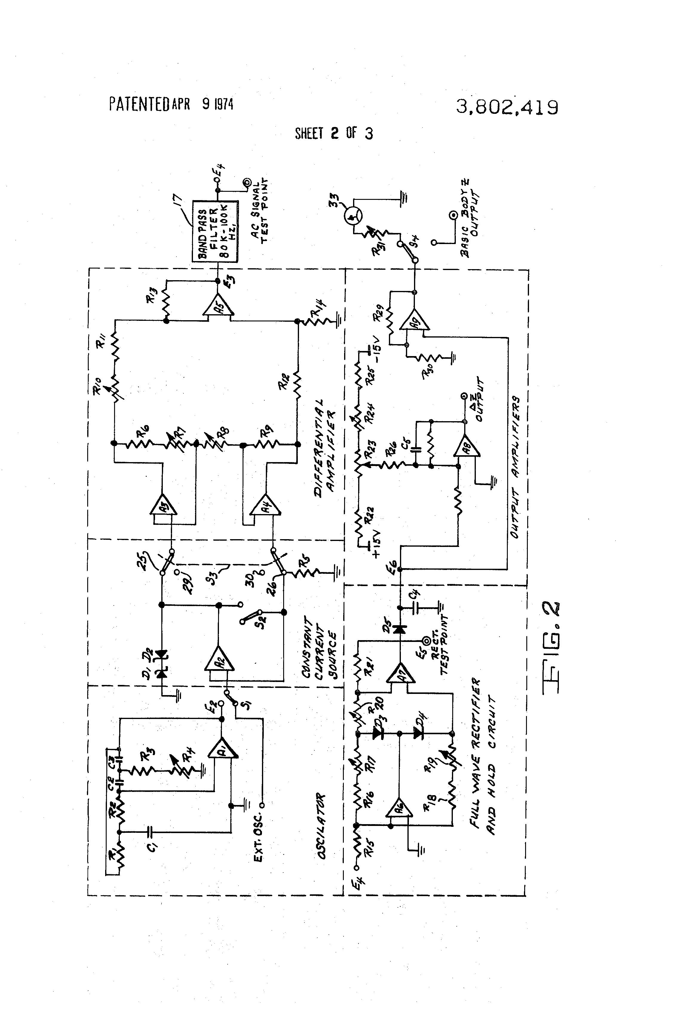 patent us3802419 - respiration monitor