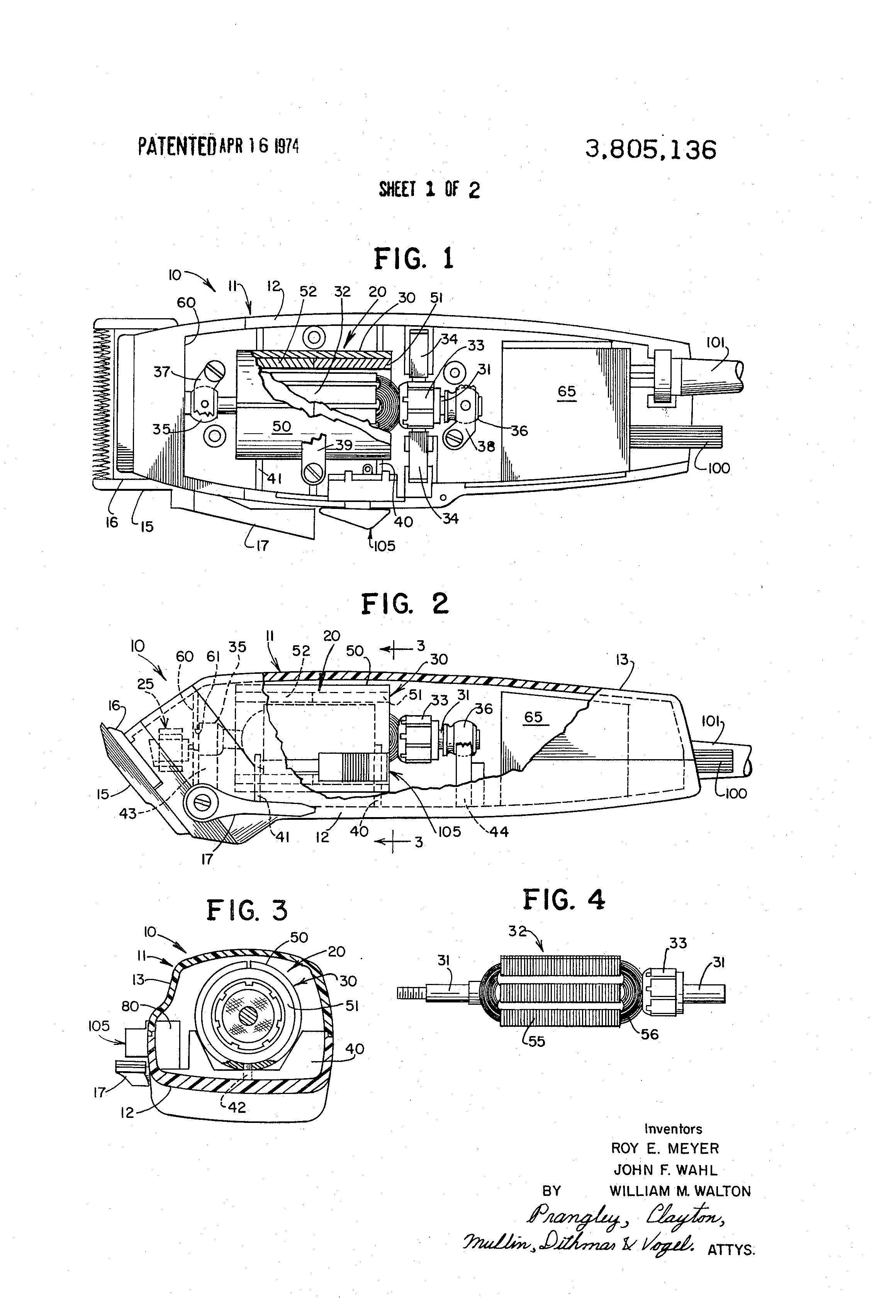 Patent Us3805136