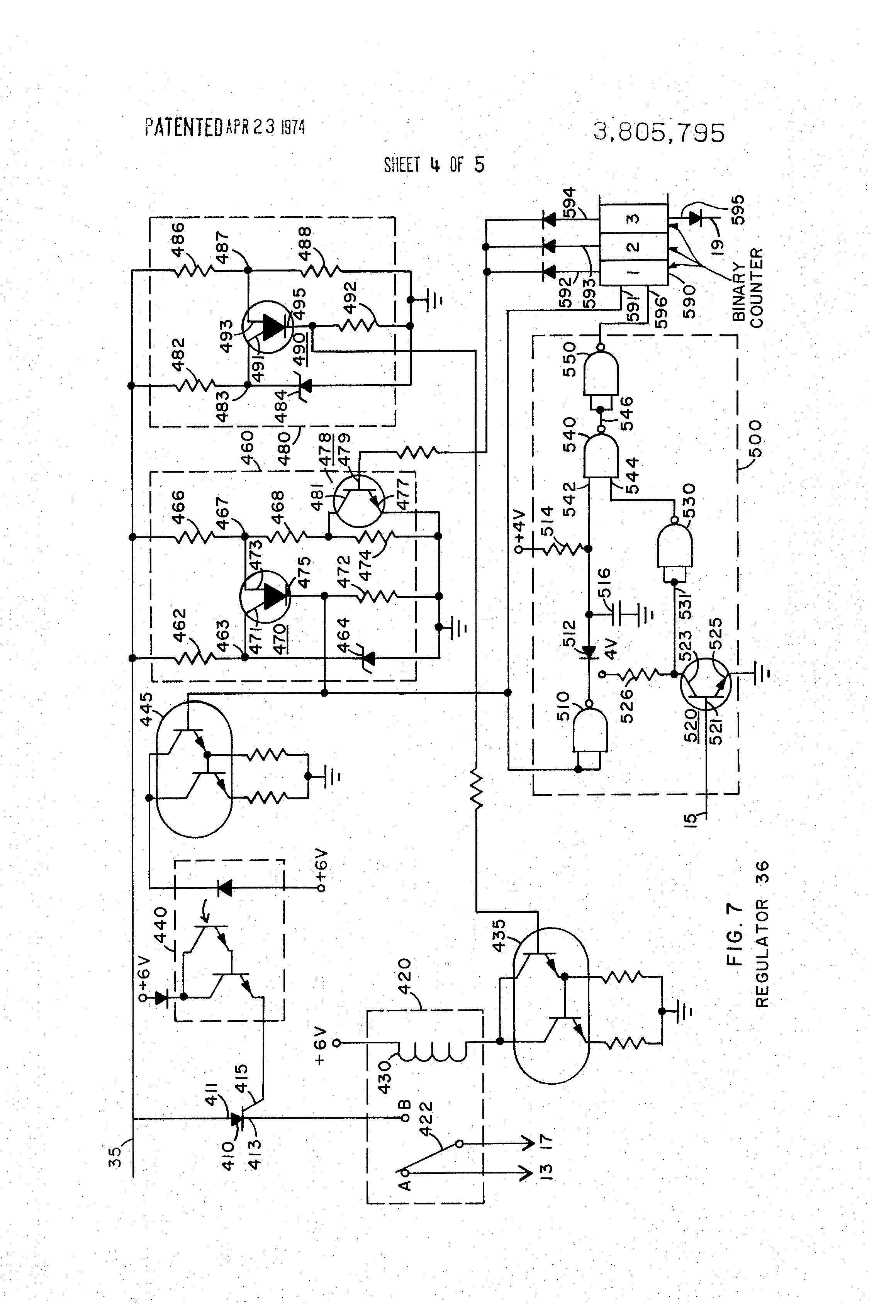 patent us3805795