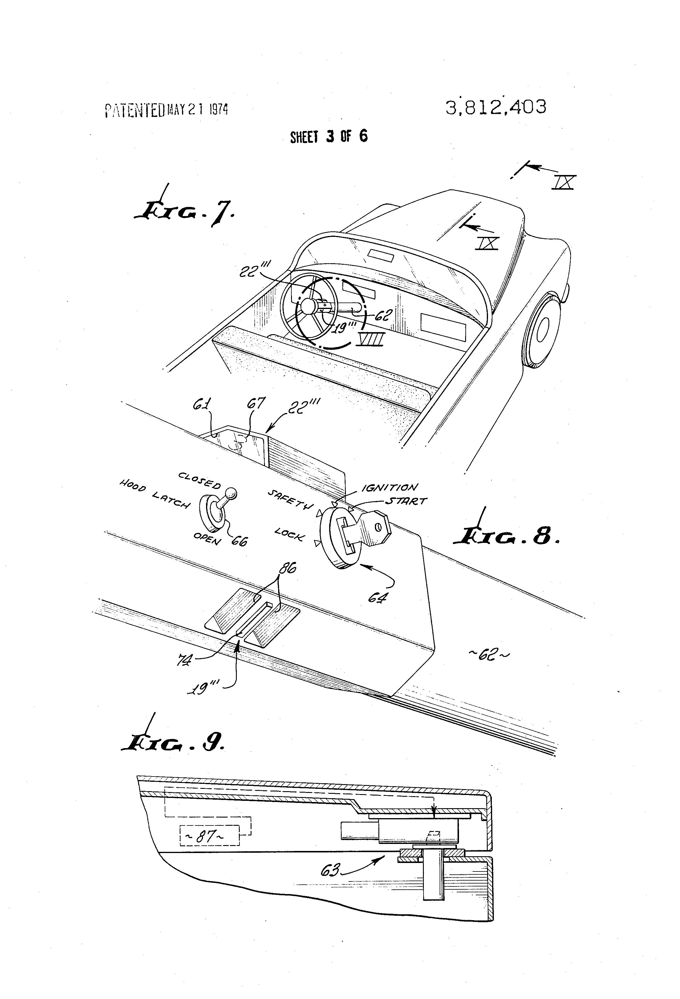 patent us3812403