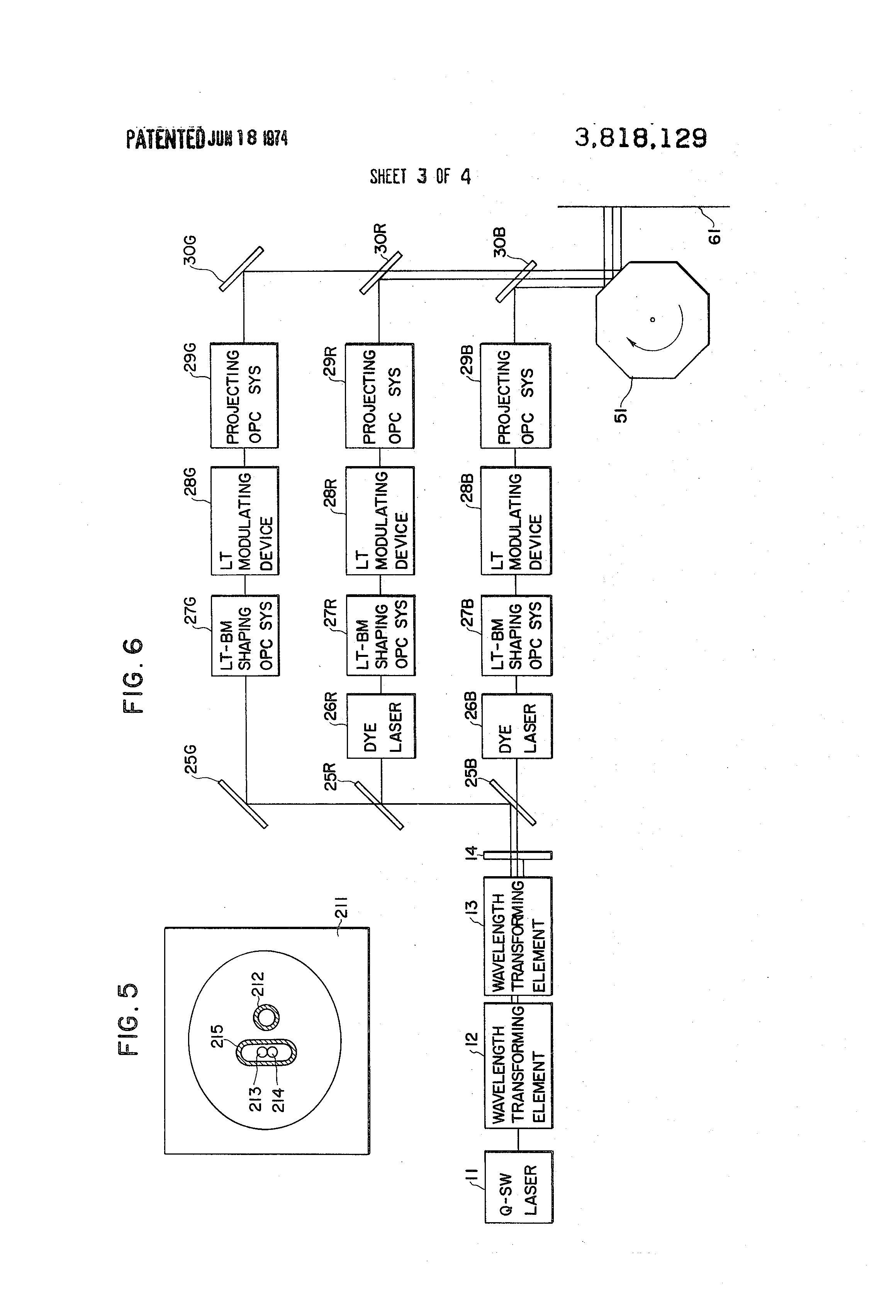 Patent Us3818129 Laser Imaging Device Google Patentler