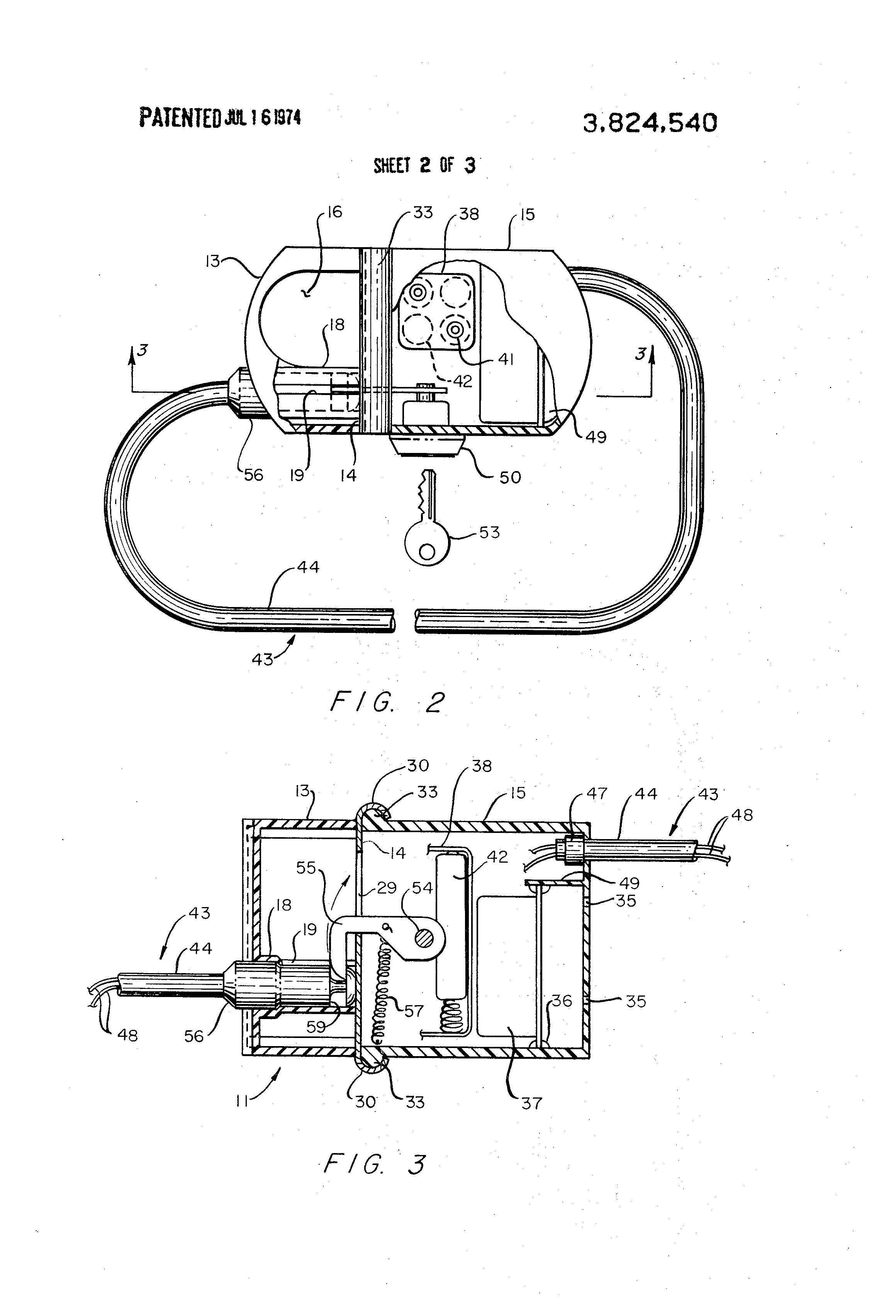 patent us3824540