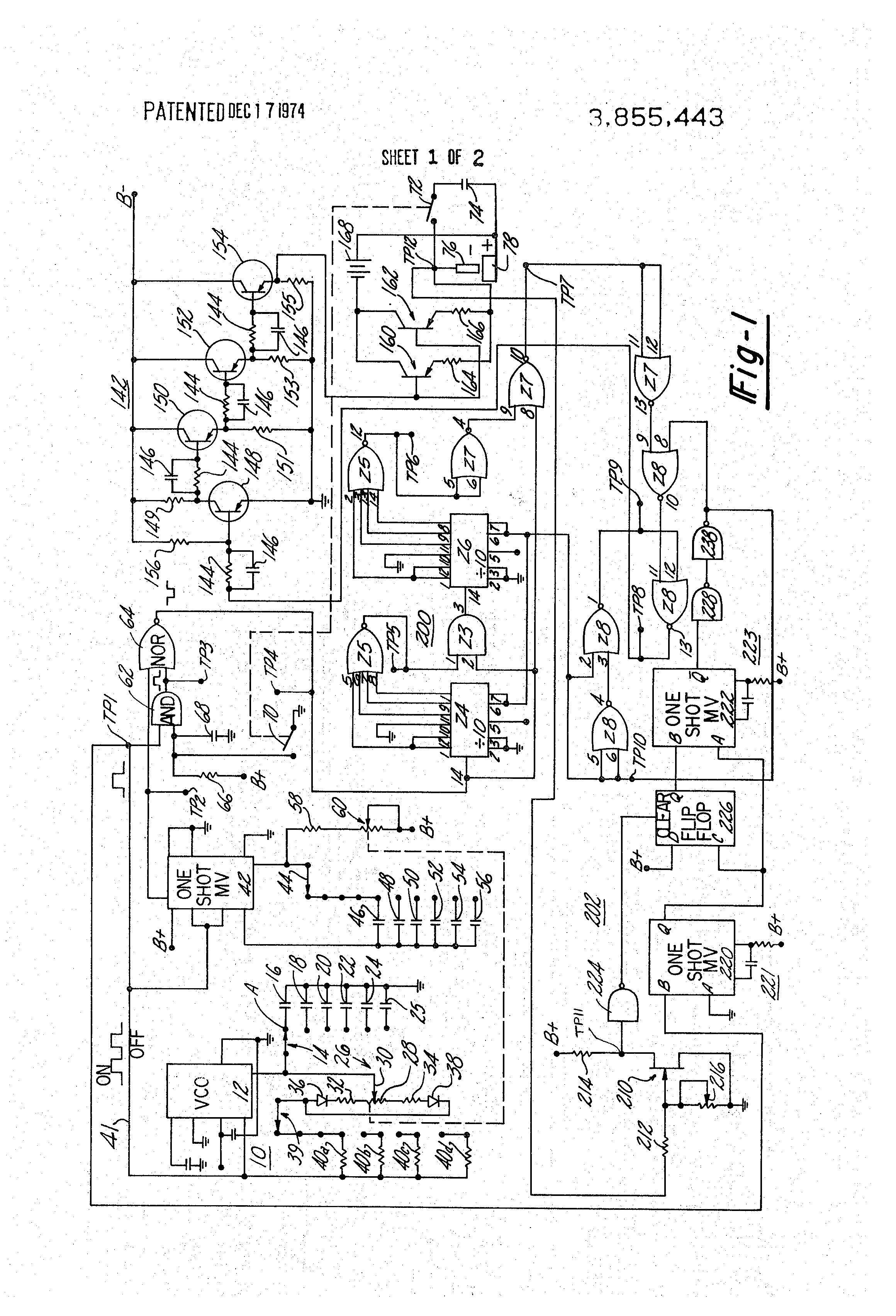 patent us3855443