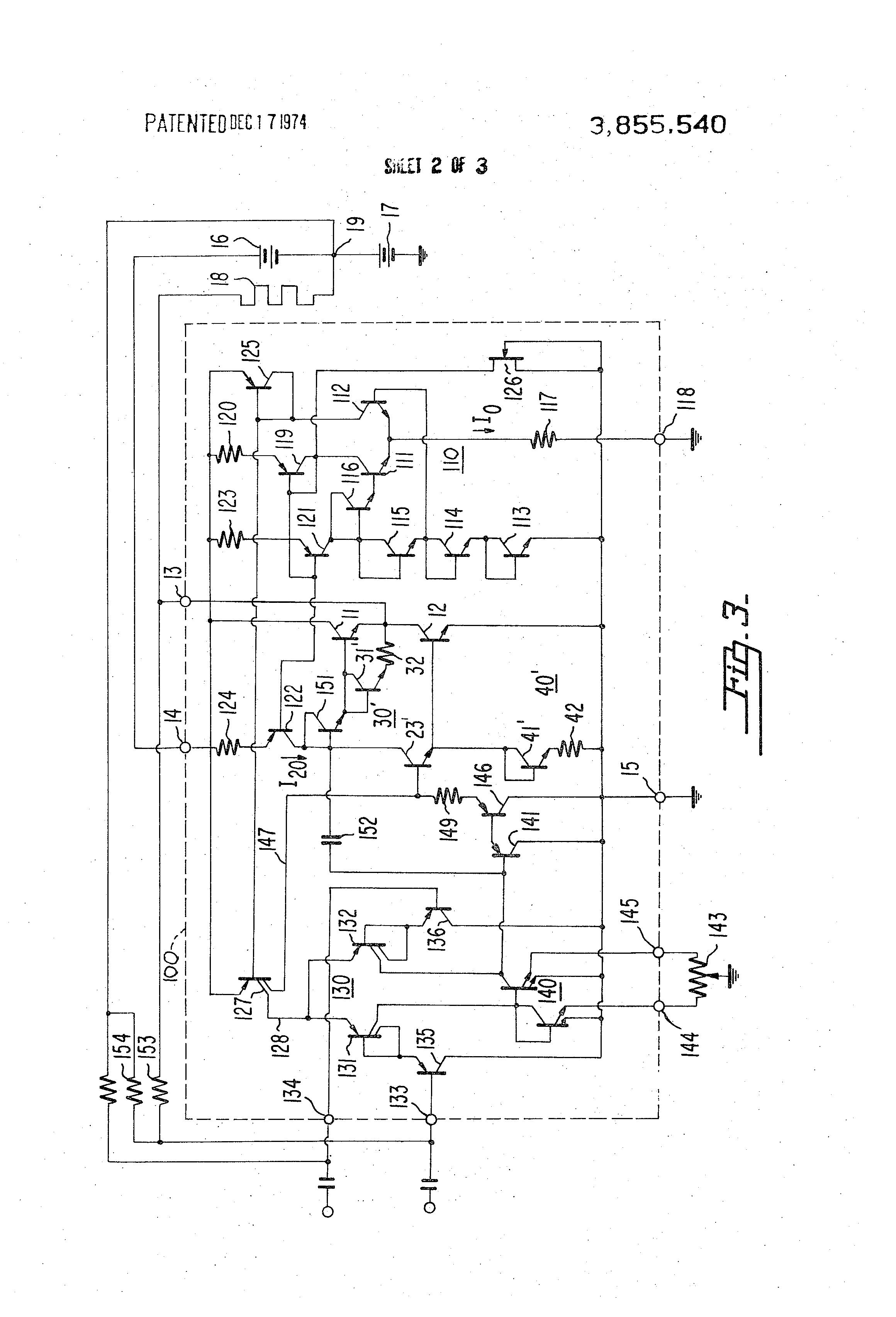 patent us3855540