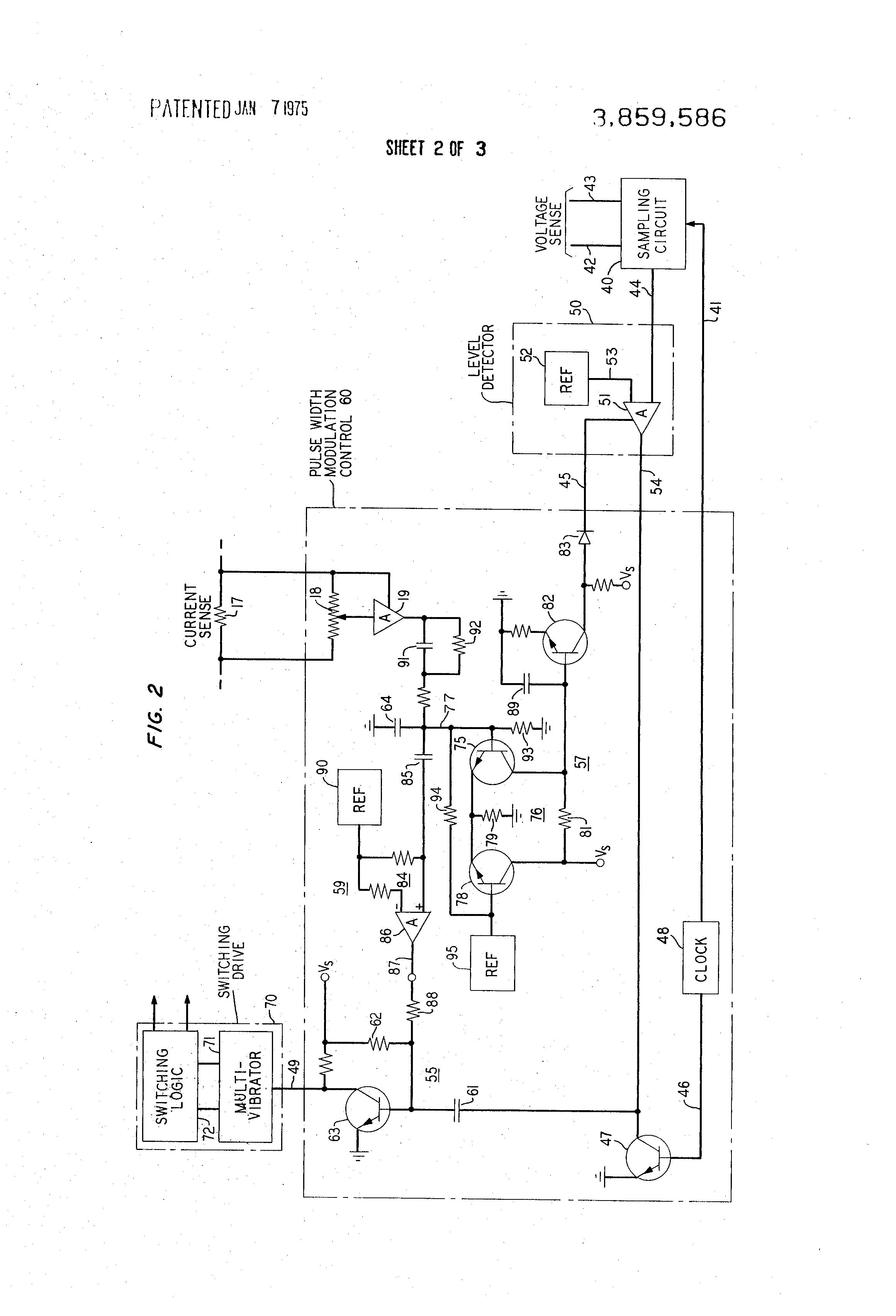 patent us3859586