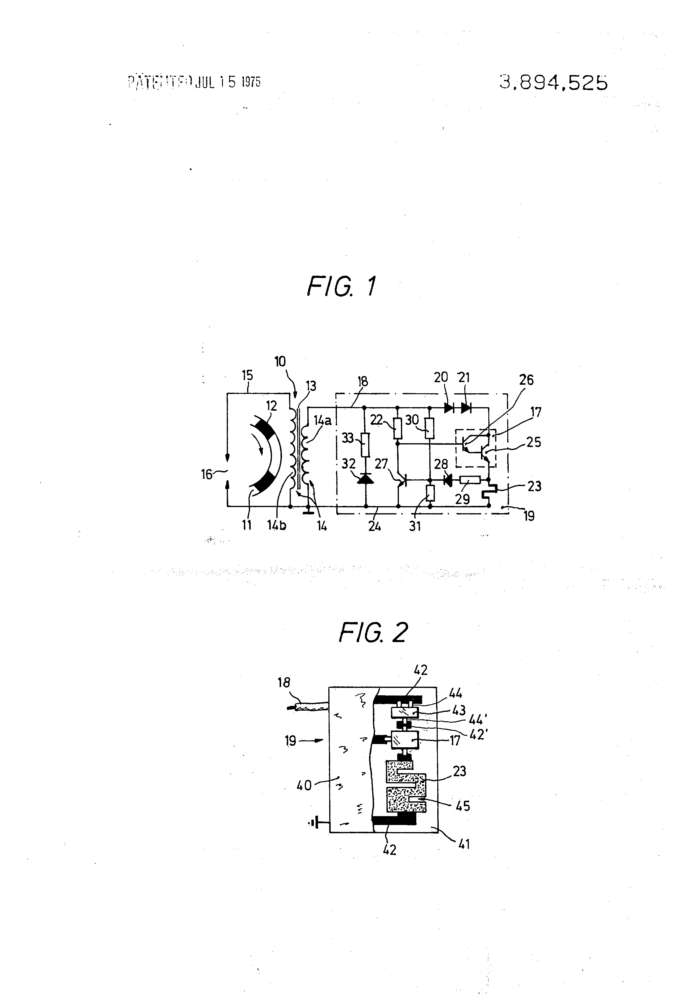 patent us3894525