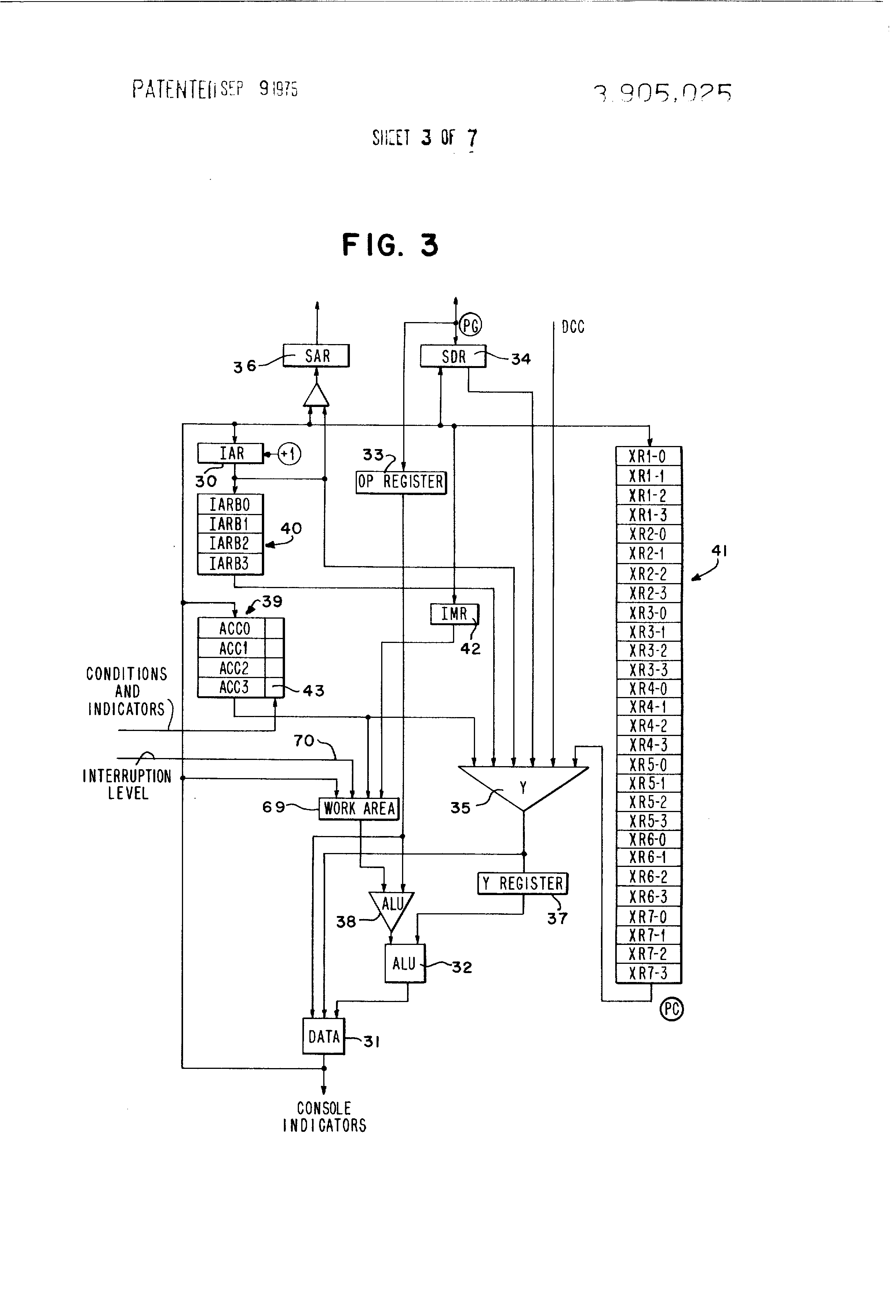 Capability Data Acquisition System : Patent us data acquisition and control system