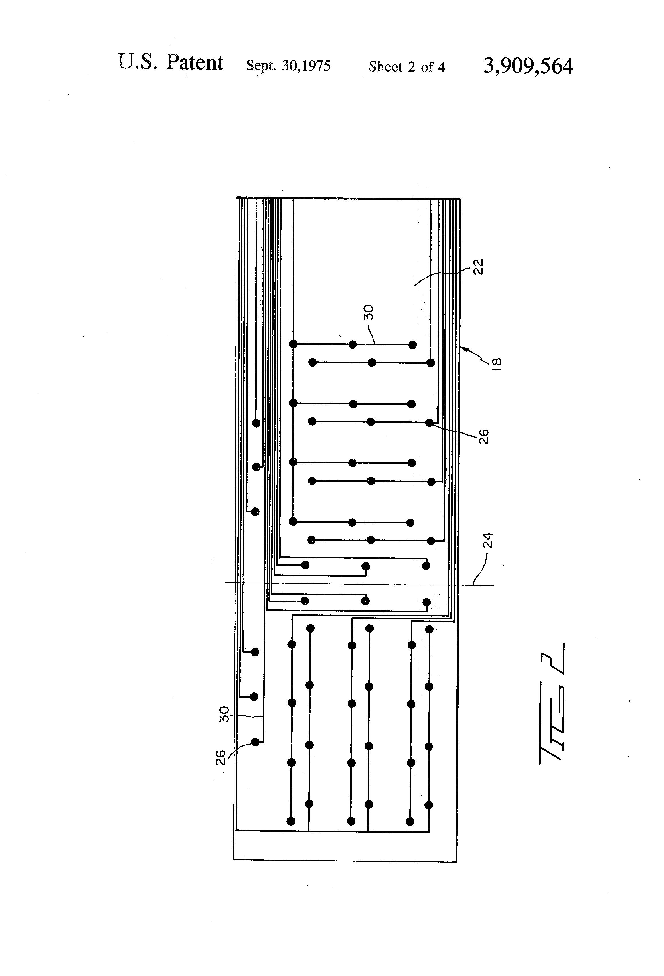 patent us3909564