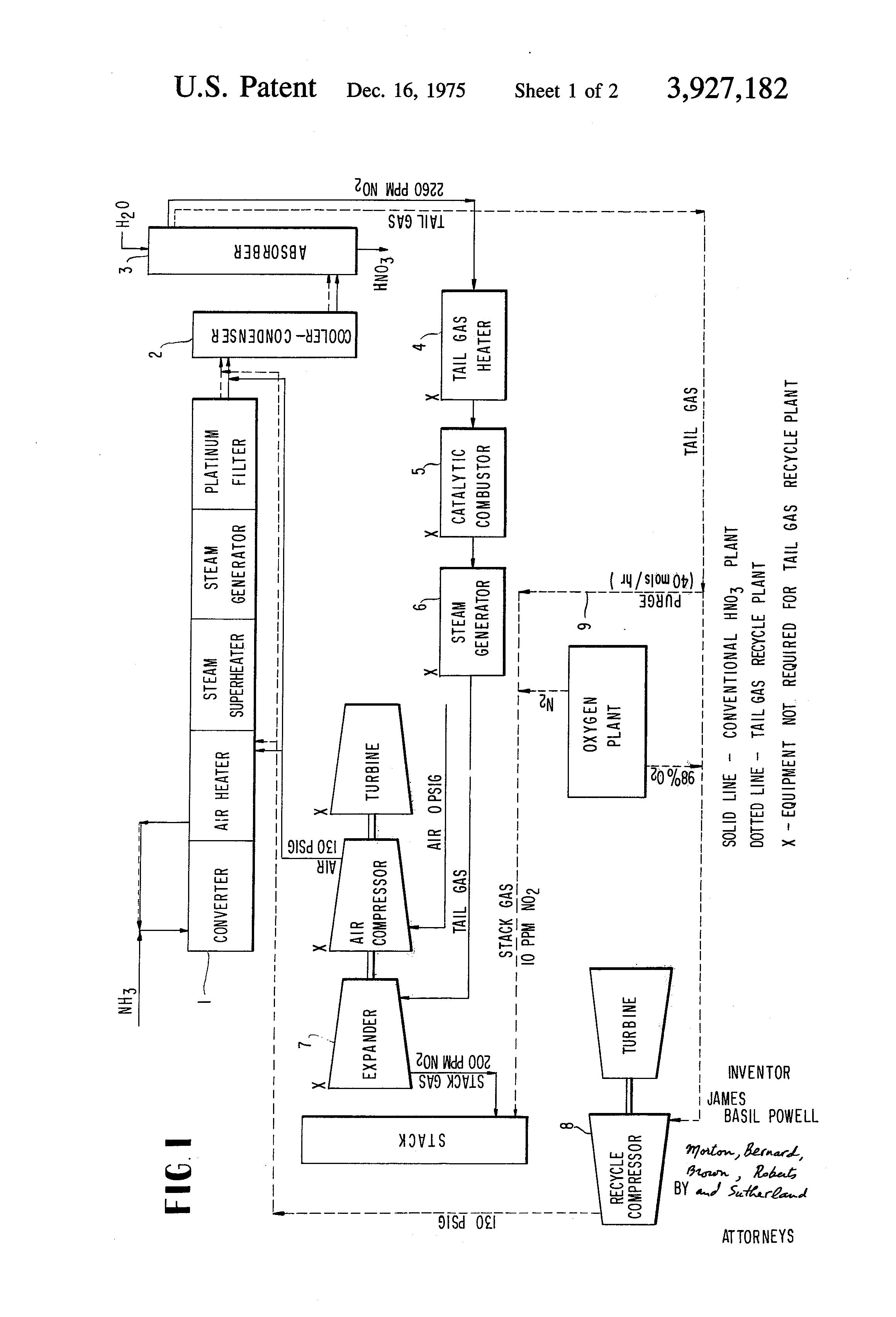 patent us3927182