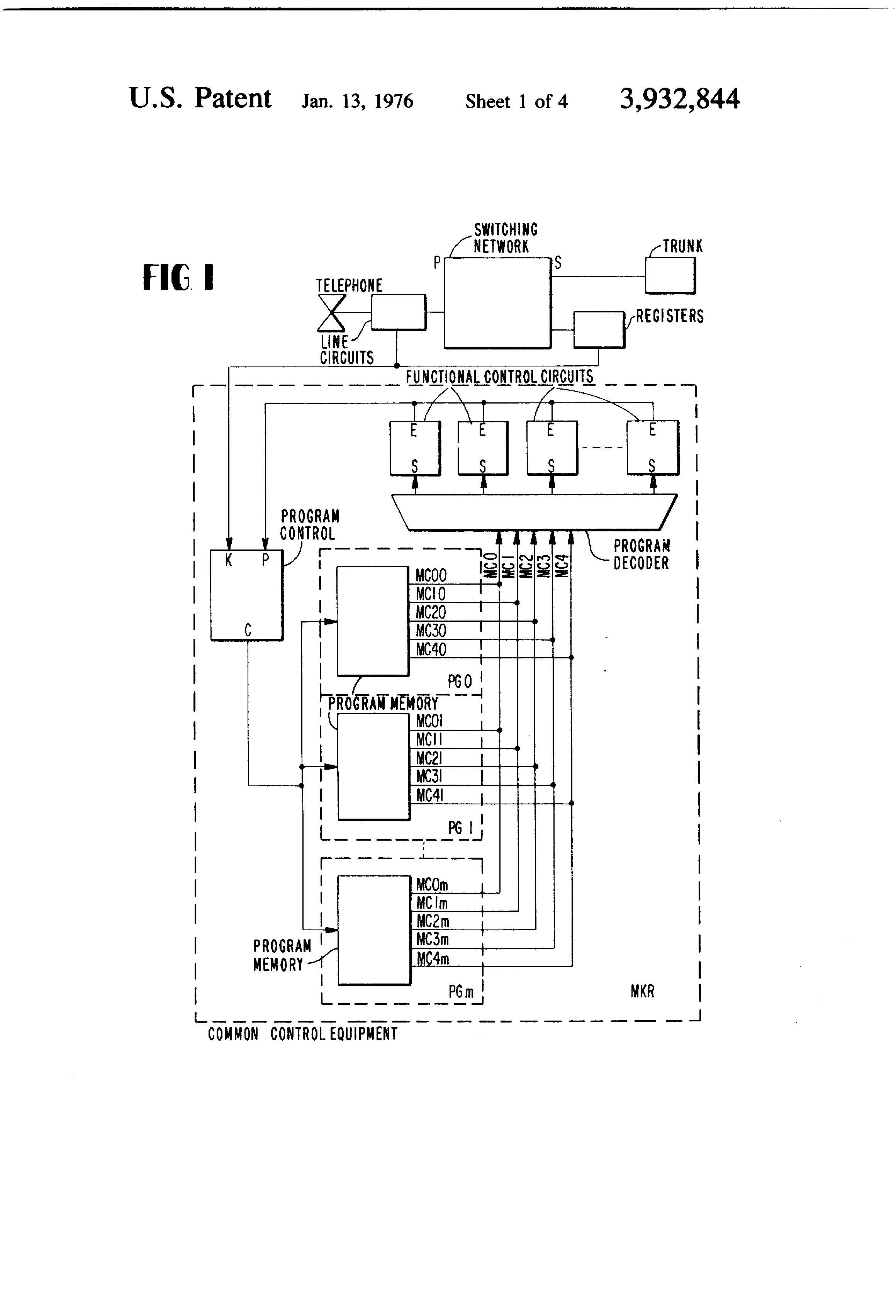 common control switching system pdf