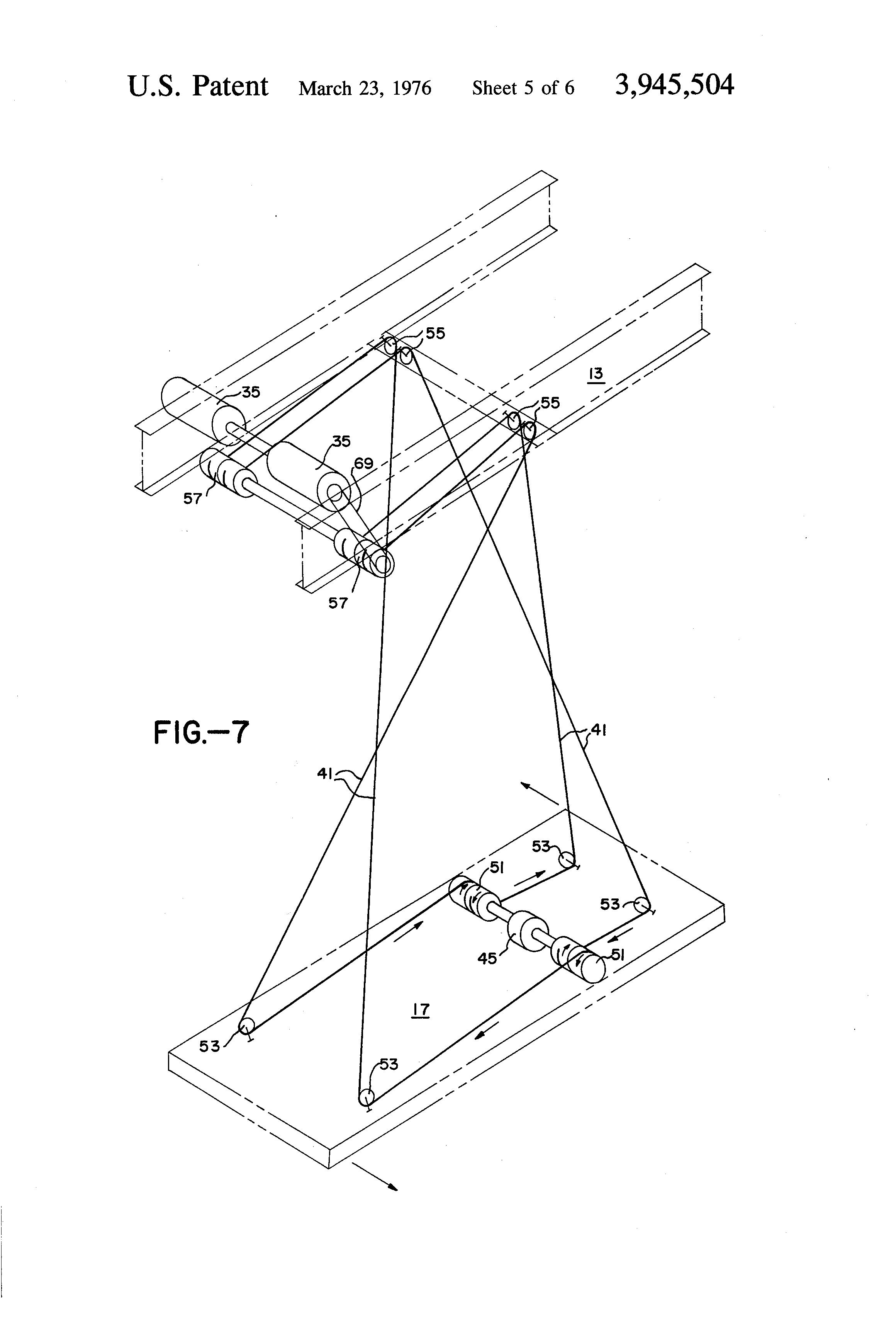 patent us3945504