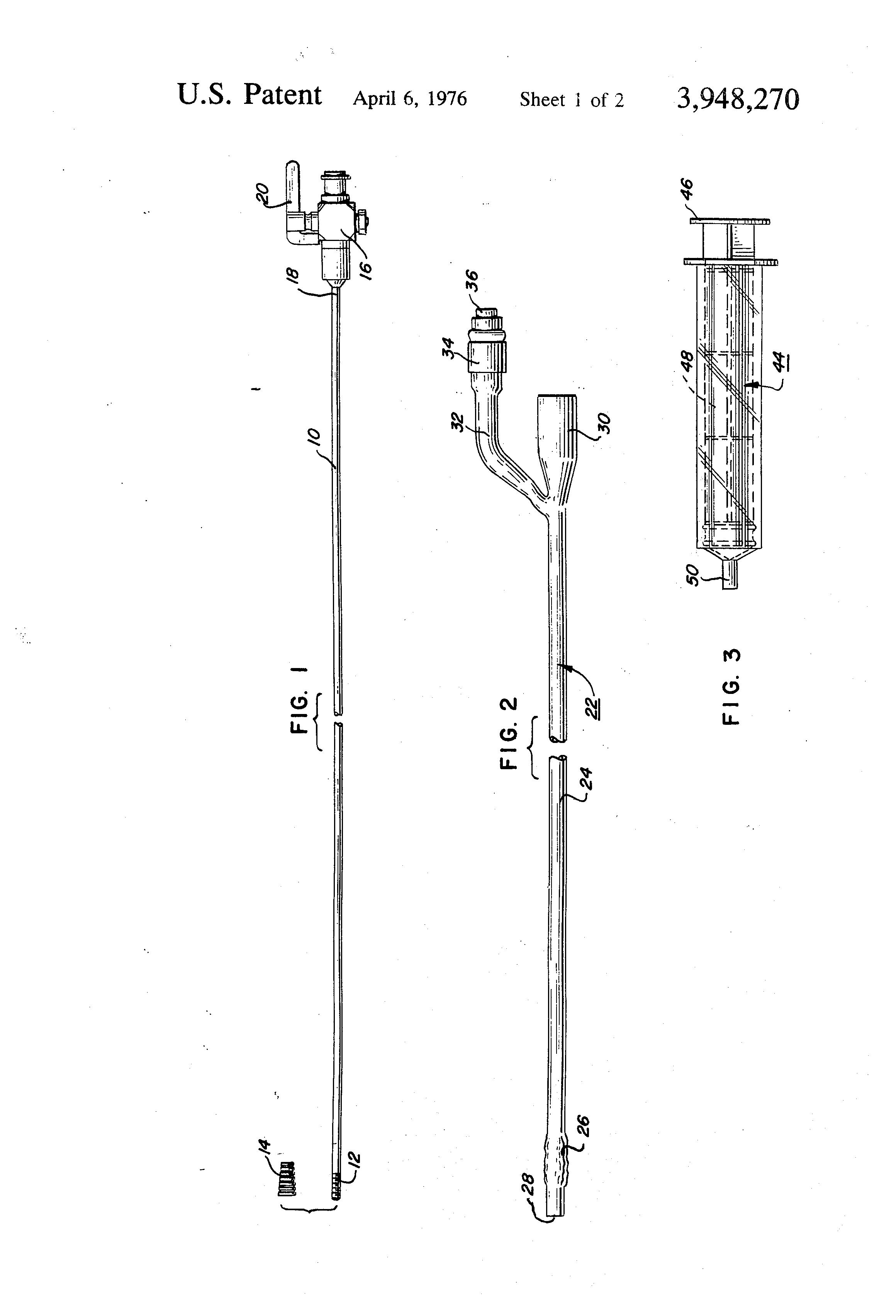 Patent Us3948270 Uterine Cannula Google Patents
