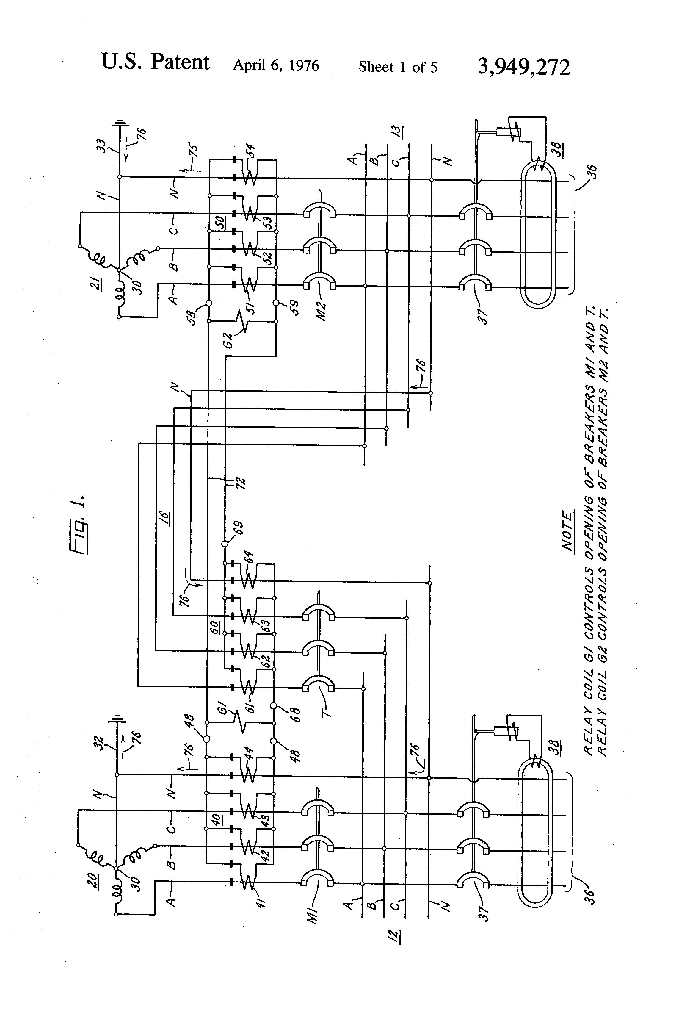 patent us3949272