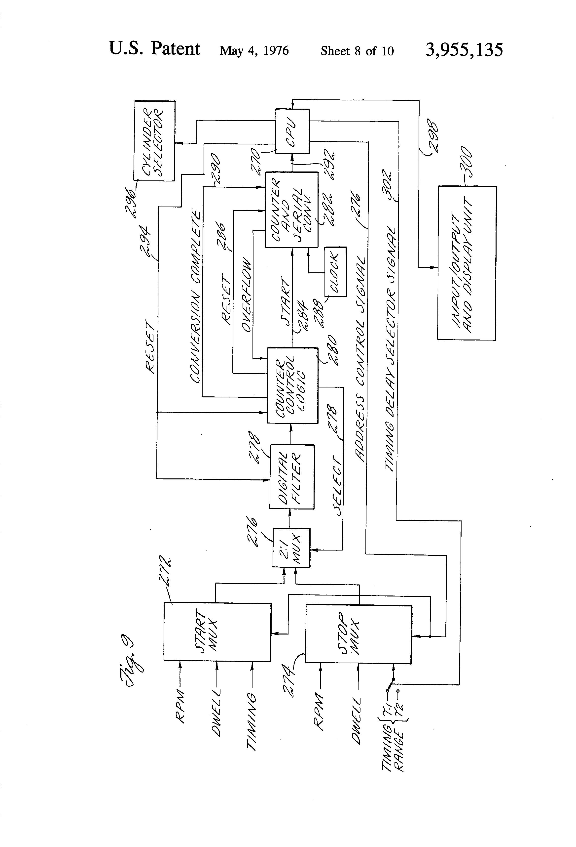 patent us3955135