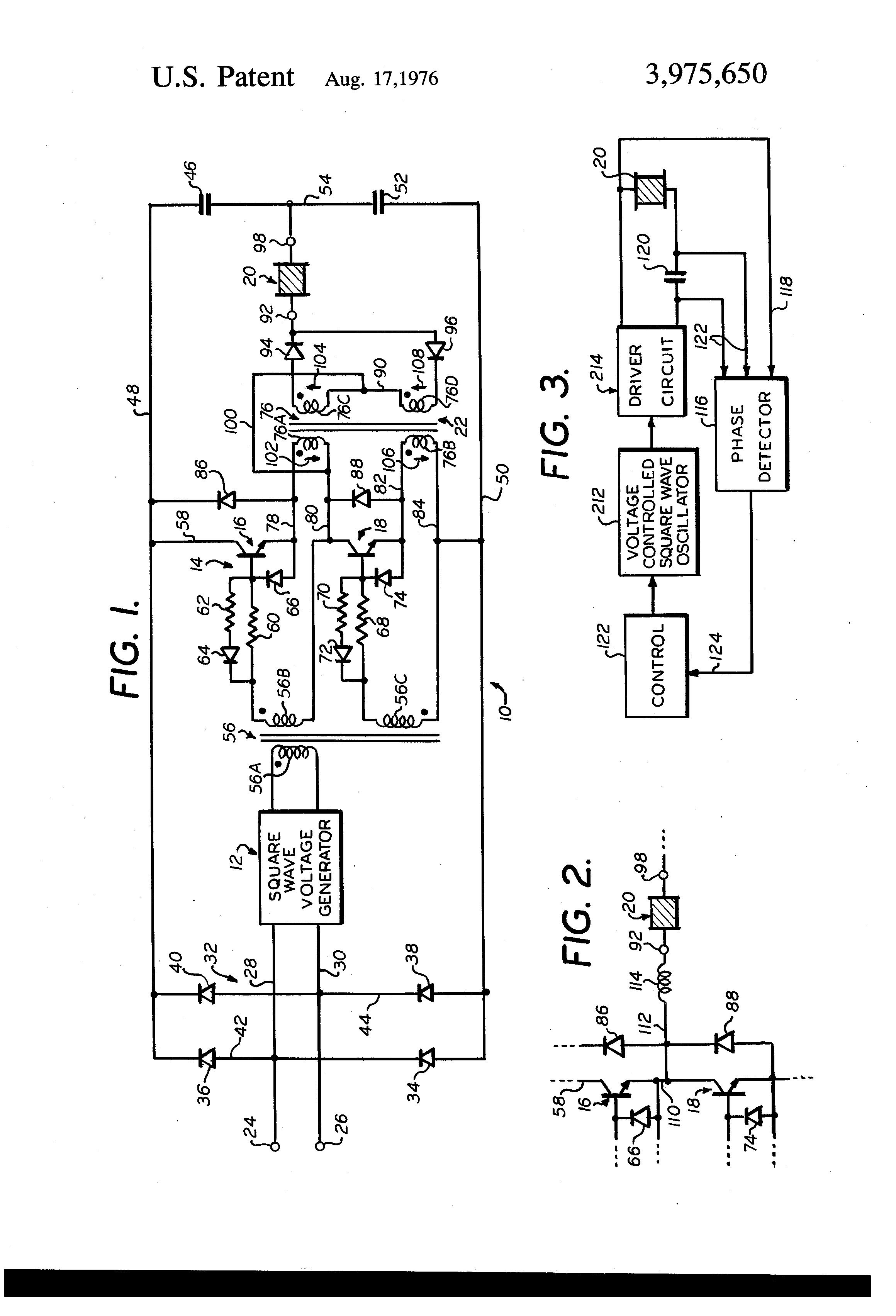 patent us3975650
