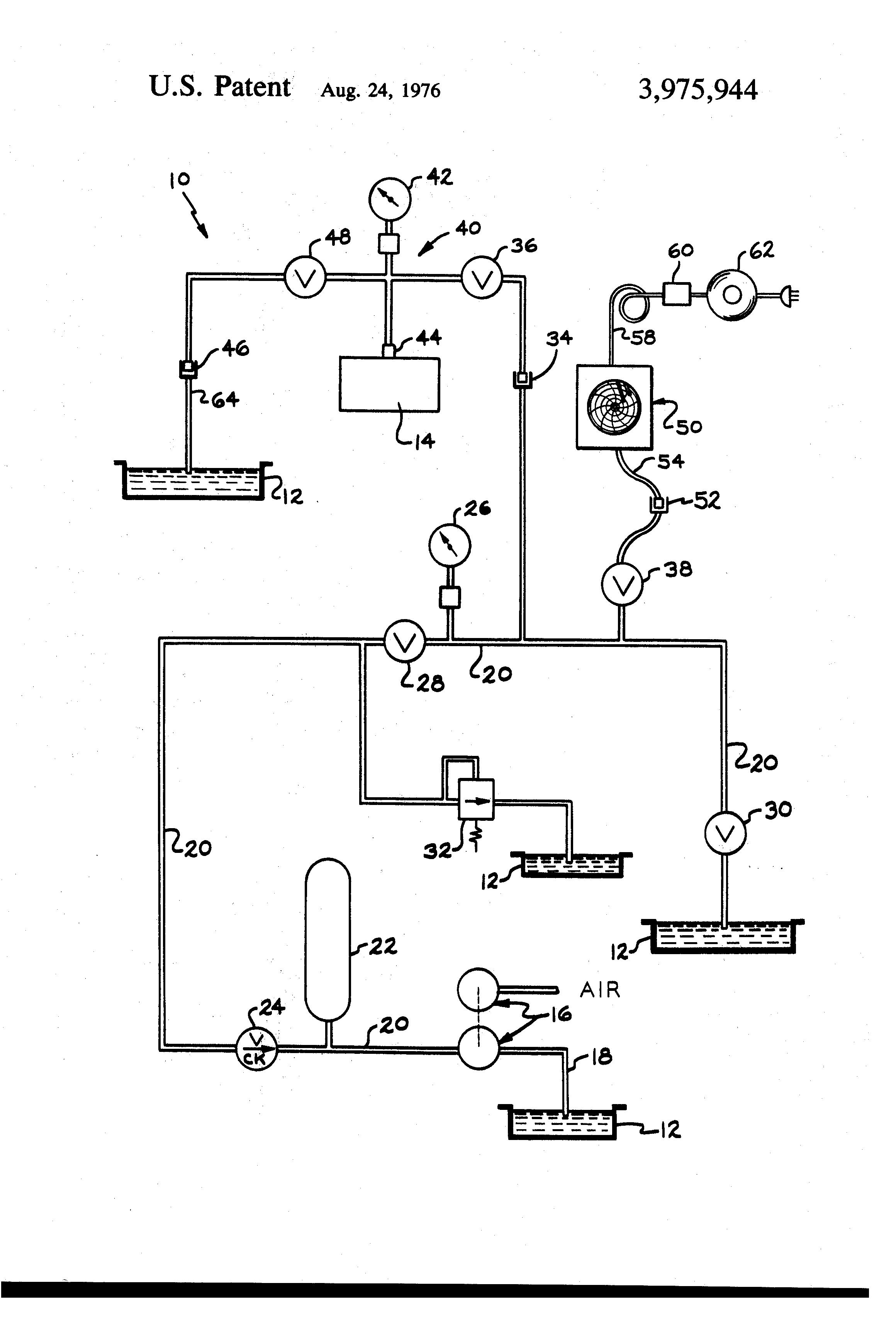 Patent Us3975944