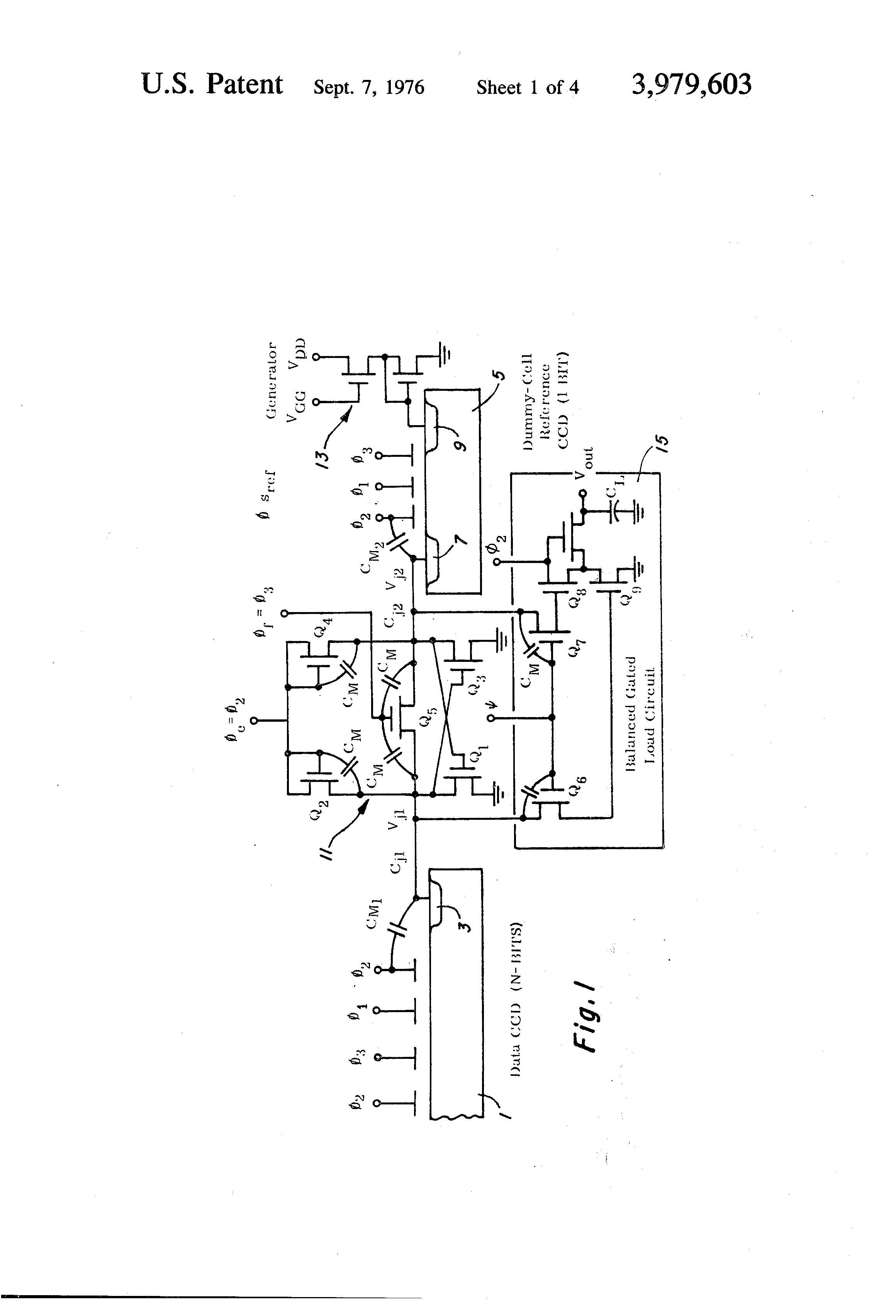 patent us3979603