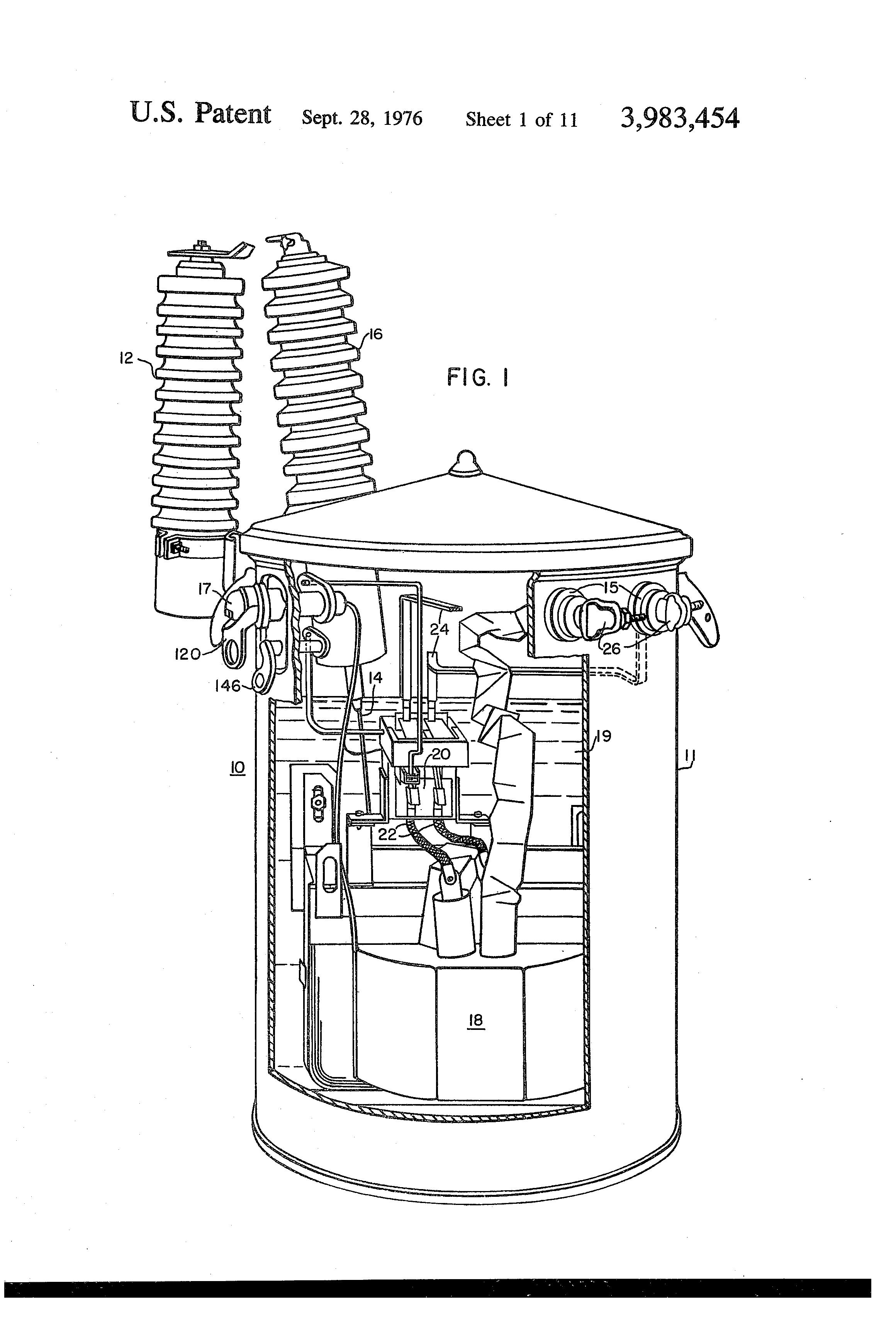patent us3983454