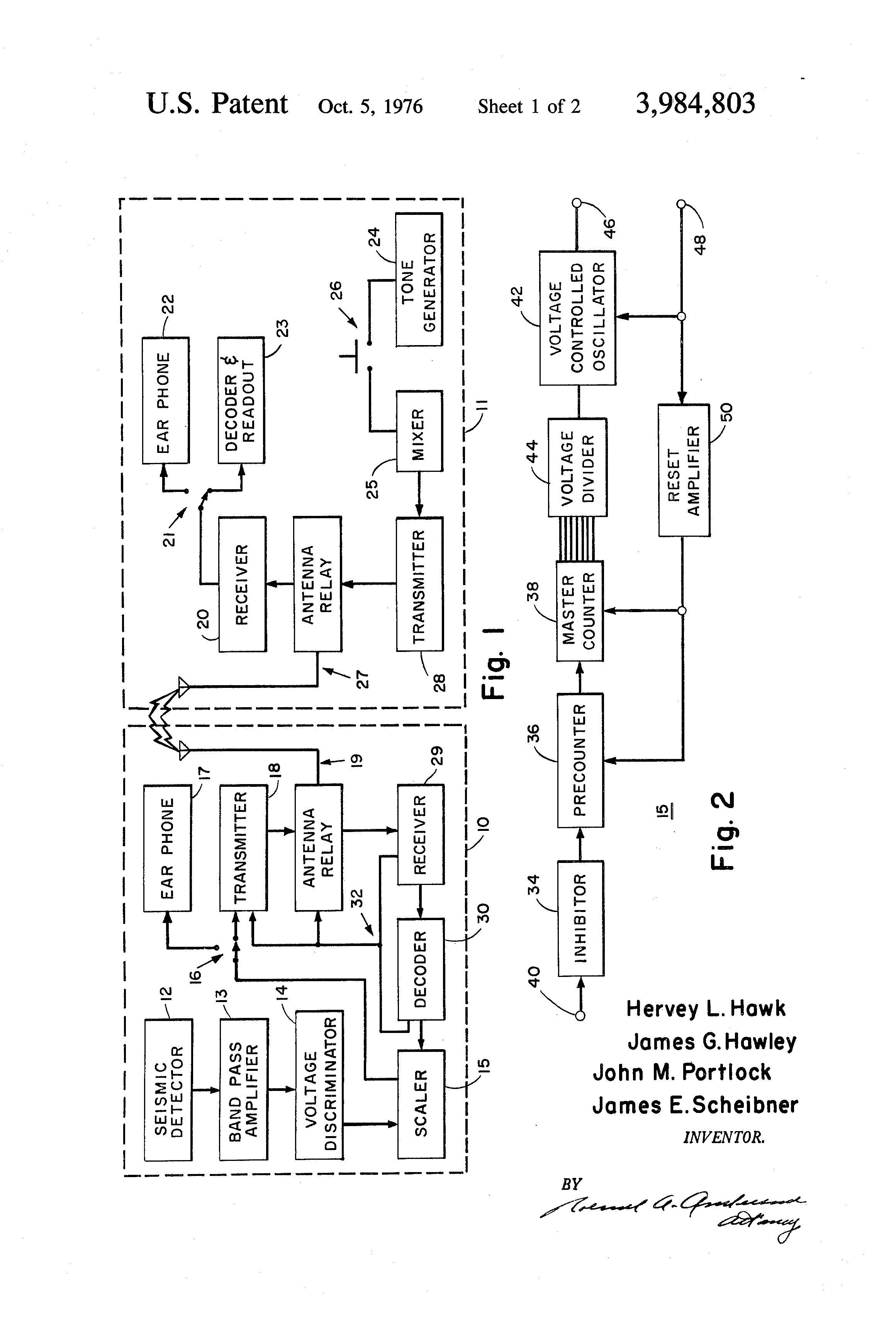 patent us3984803