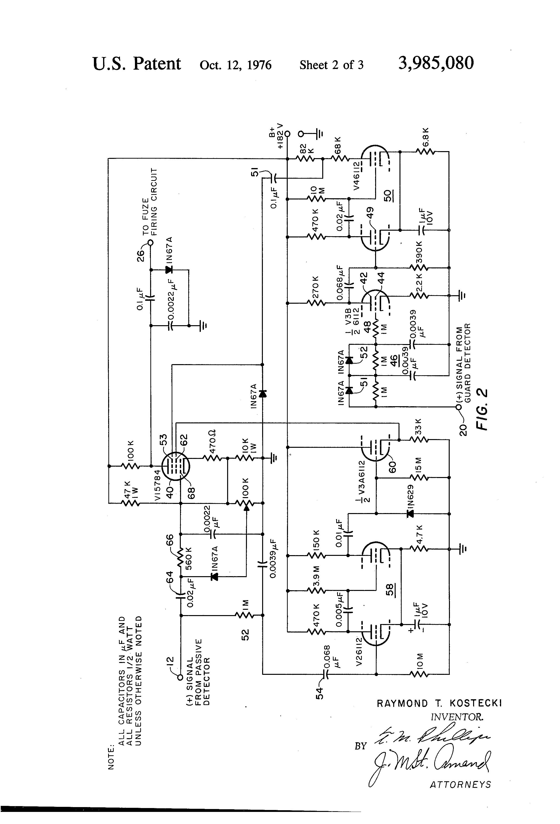 patent us3985080