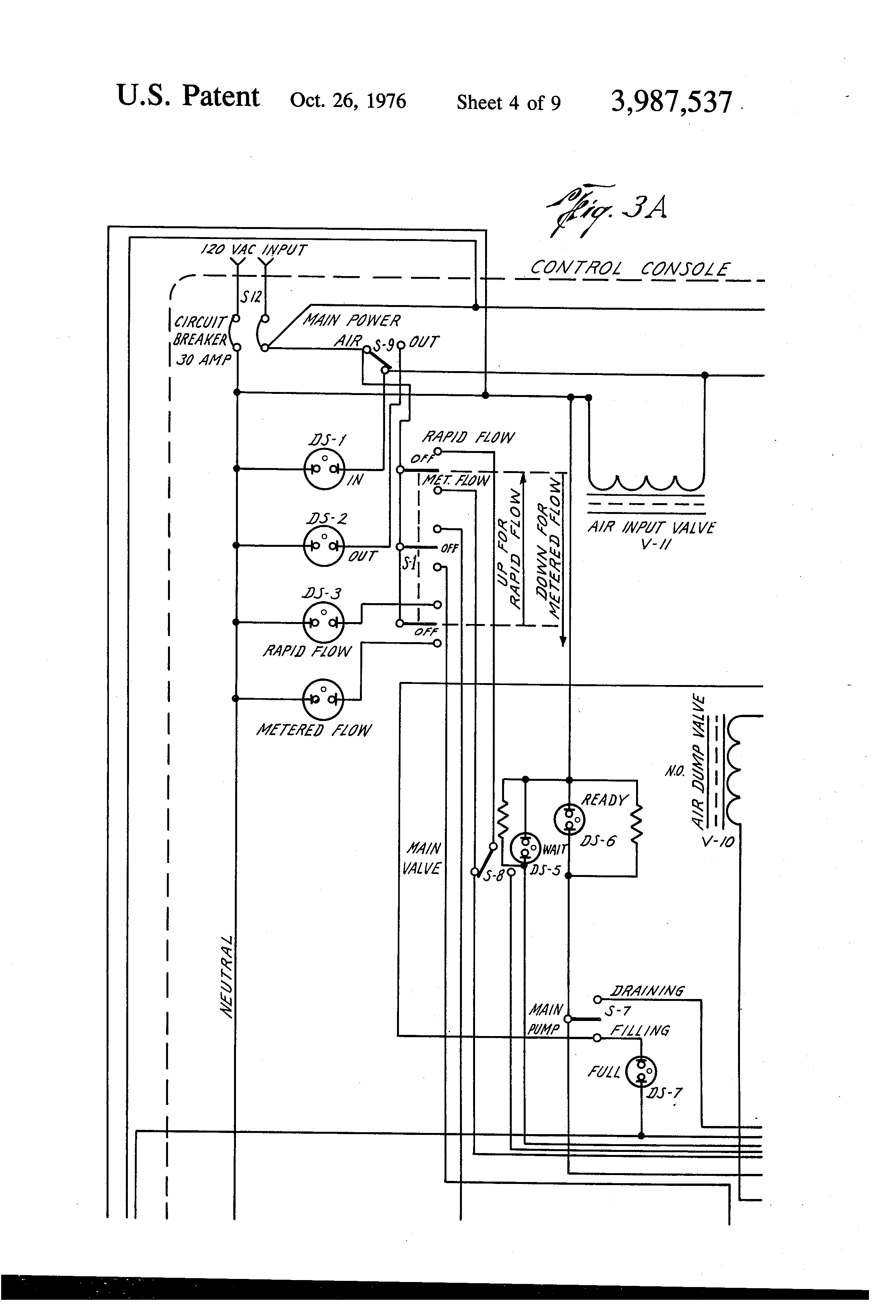 US3987537 4 patent us3987537 method and apparatus for hydrophone streamer  at reclaimingppi.co