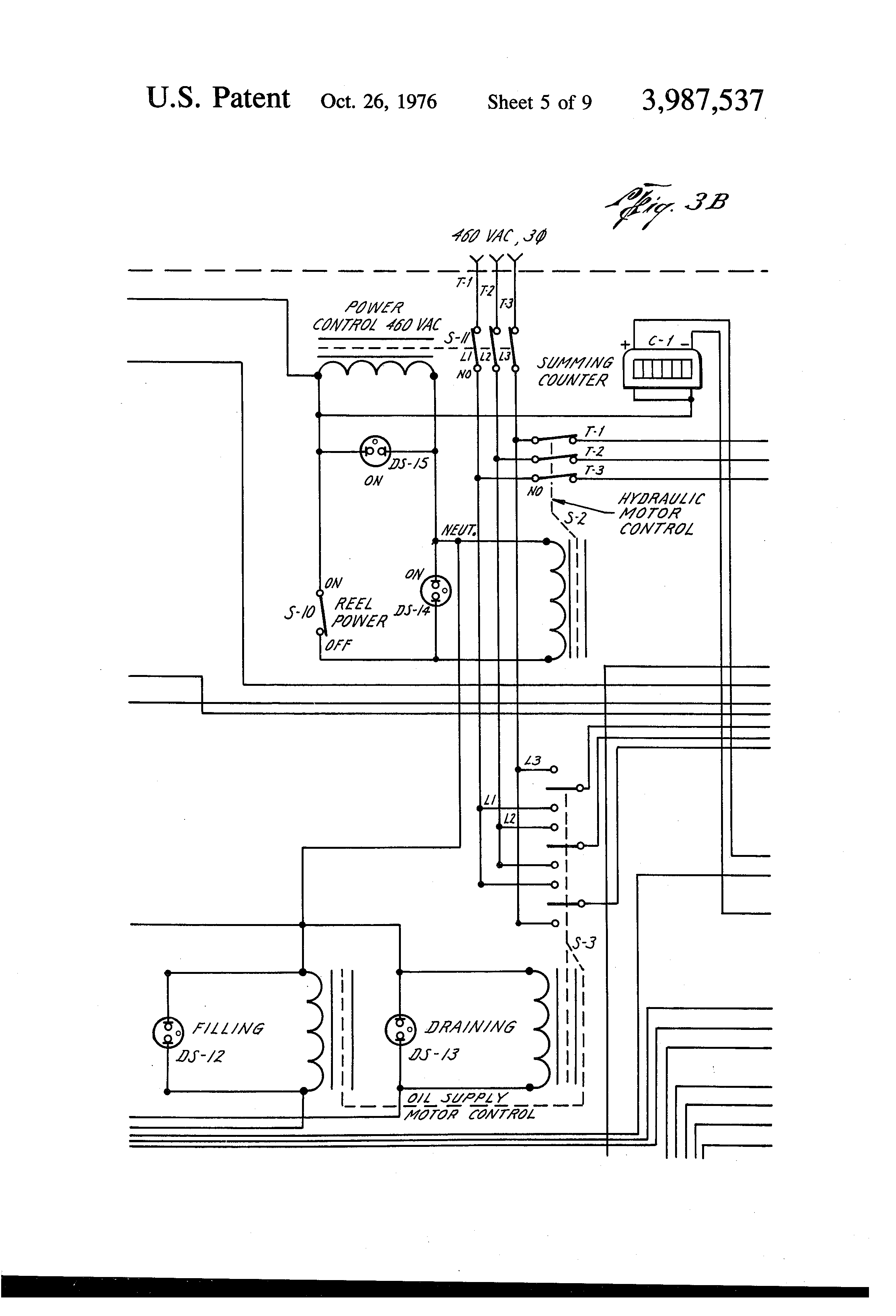 US3987537 5 patent us3987537 method and apparatus for hydrophone streamer  at cos-gaming.co