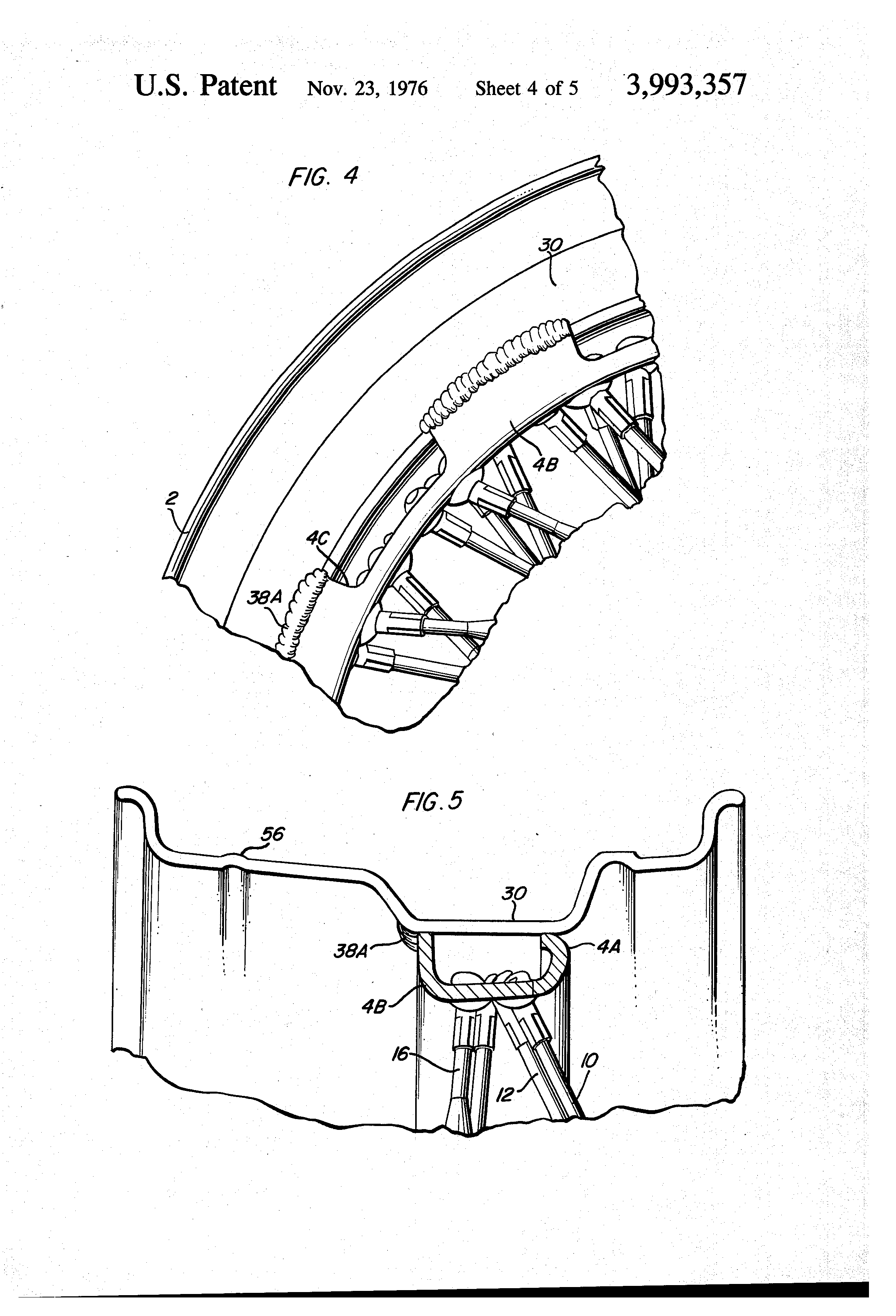 1985 1989 1992 brougham wire spoke wheel used rim cadillac