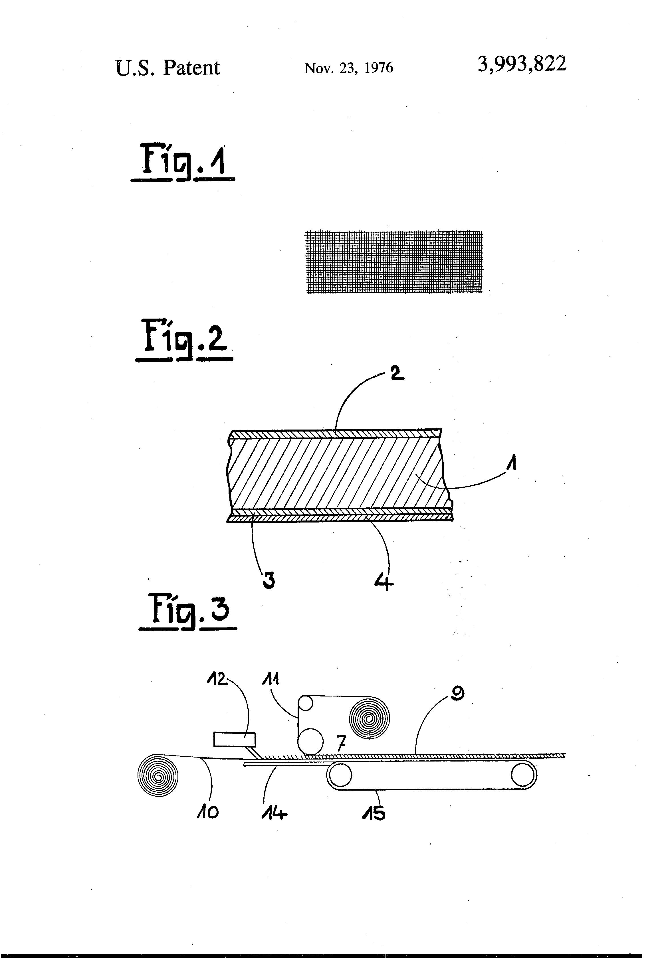 Multi Drywall Layers : Patent us multi layer plasterboard google patenten