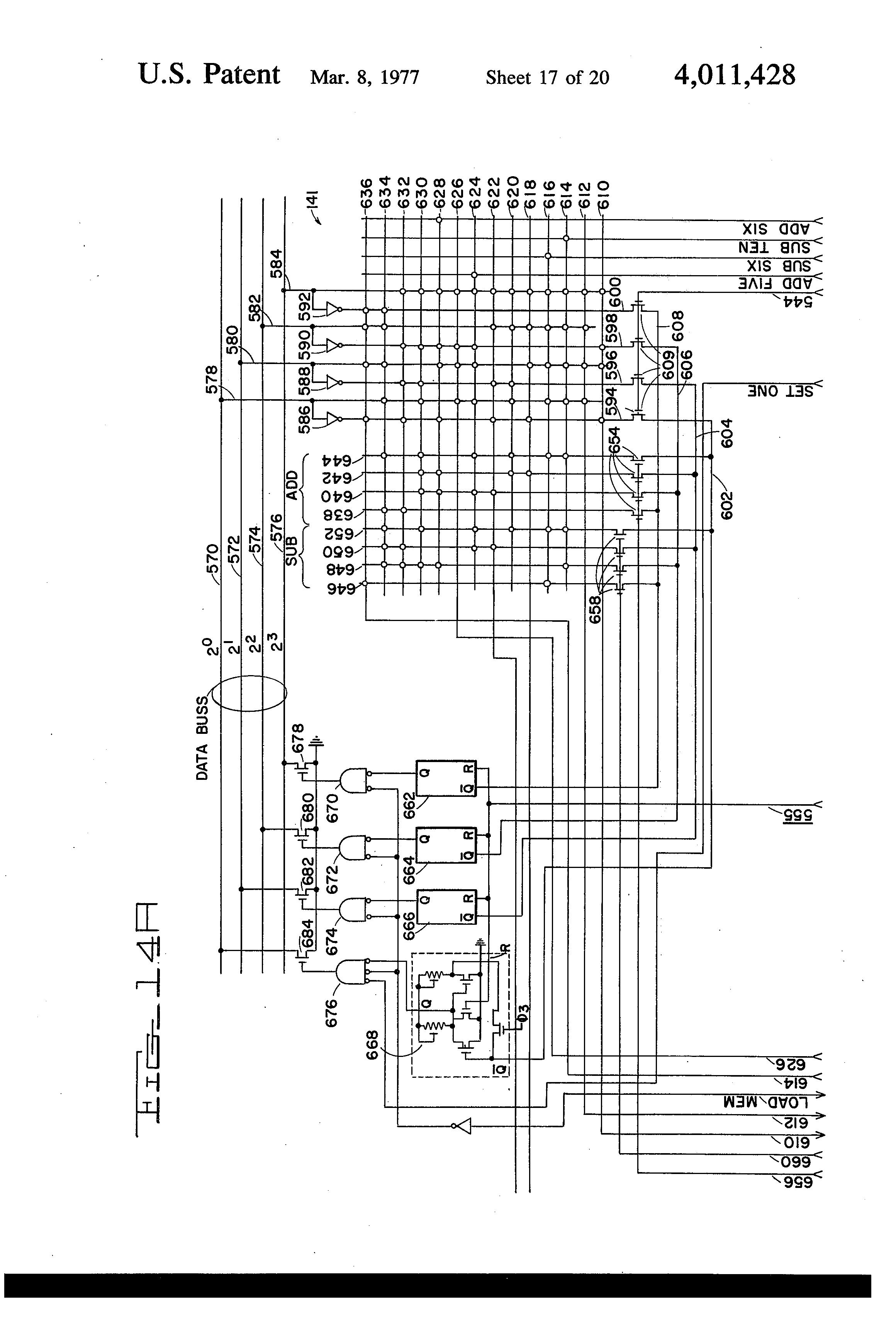 patent us4011428