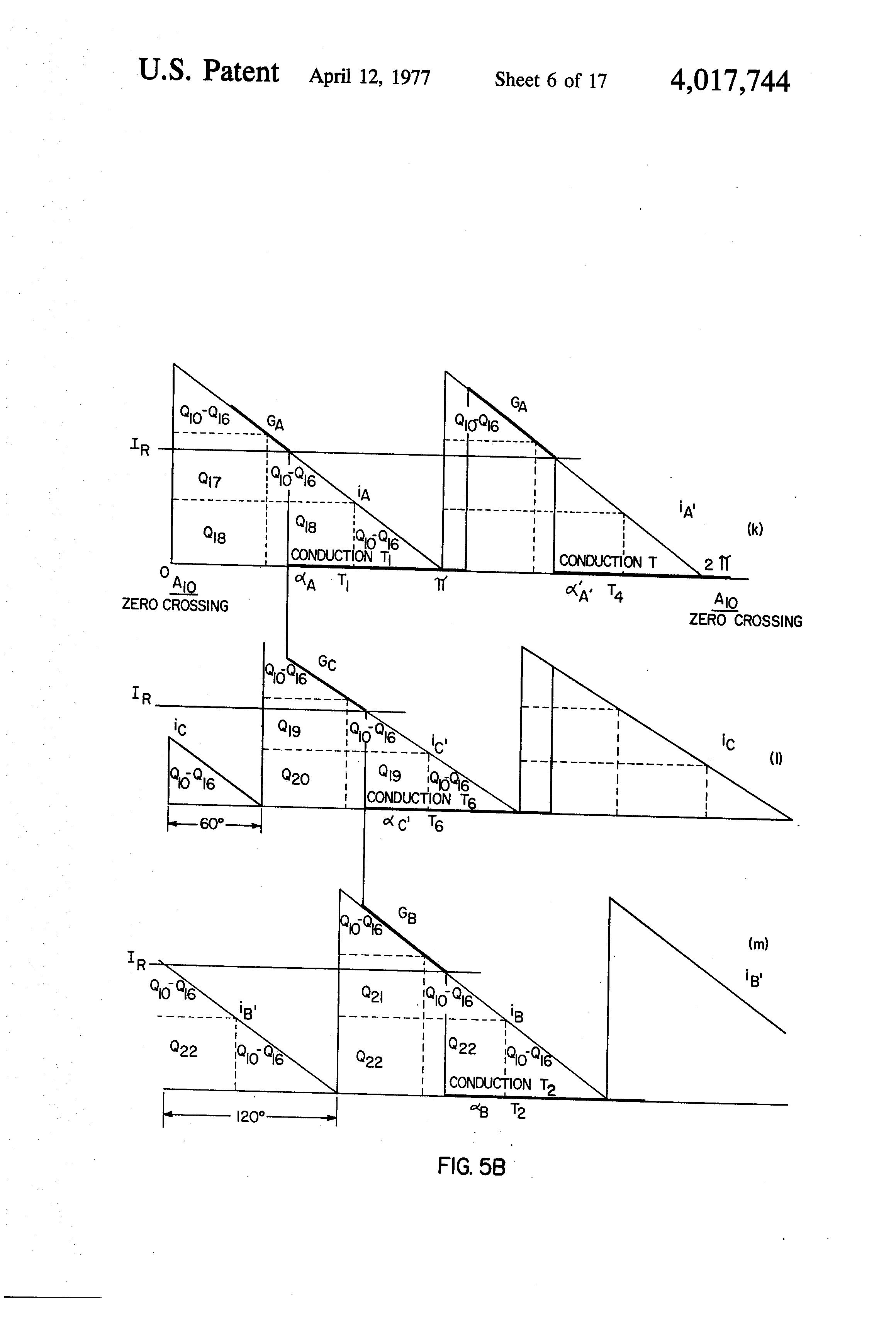 patent us4017744