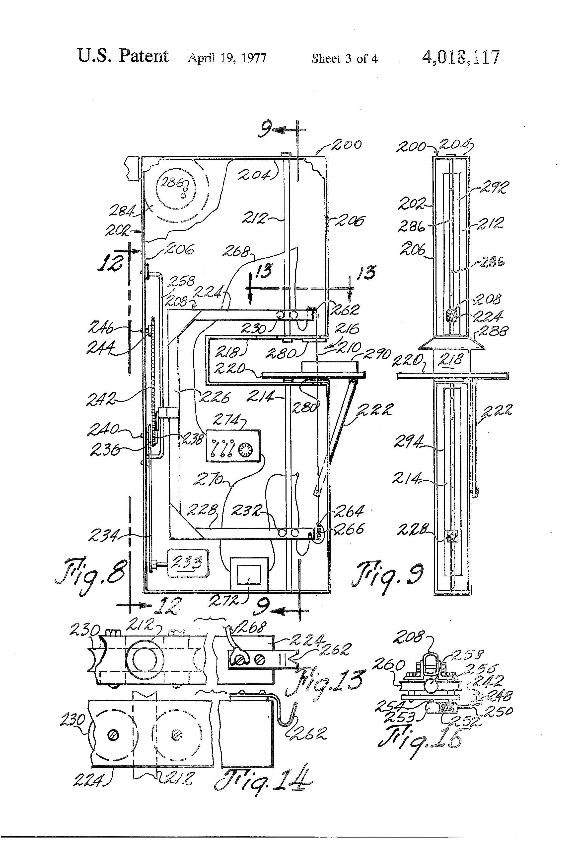 US4018117 3 patent us4018117 cutting method and machine employing heated  at bayanpartner.co