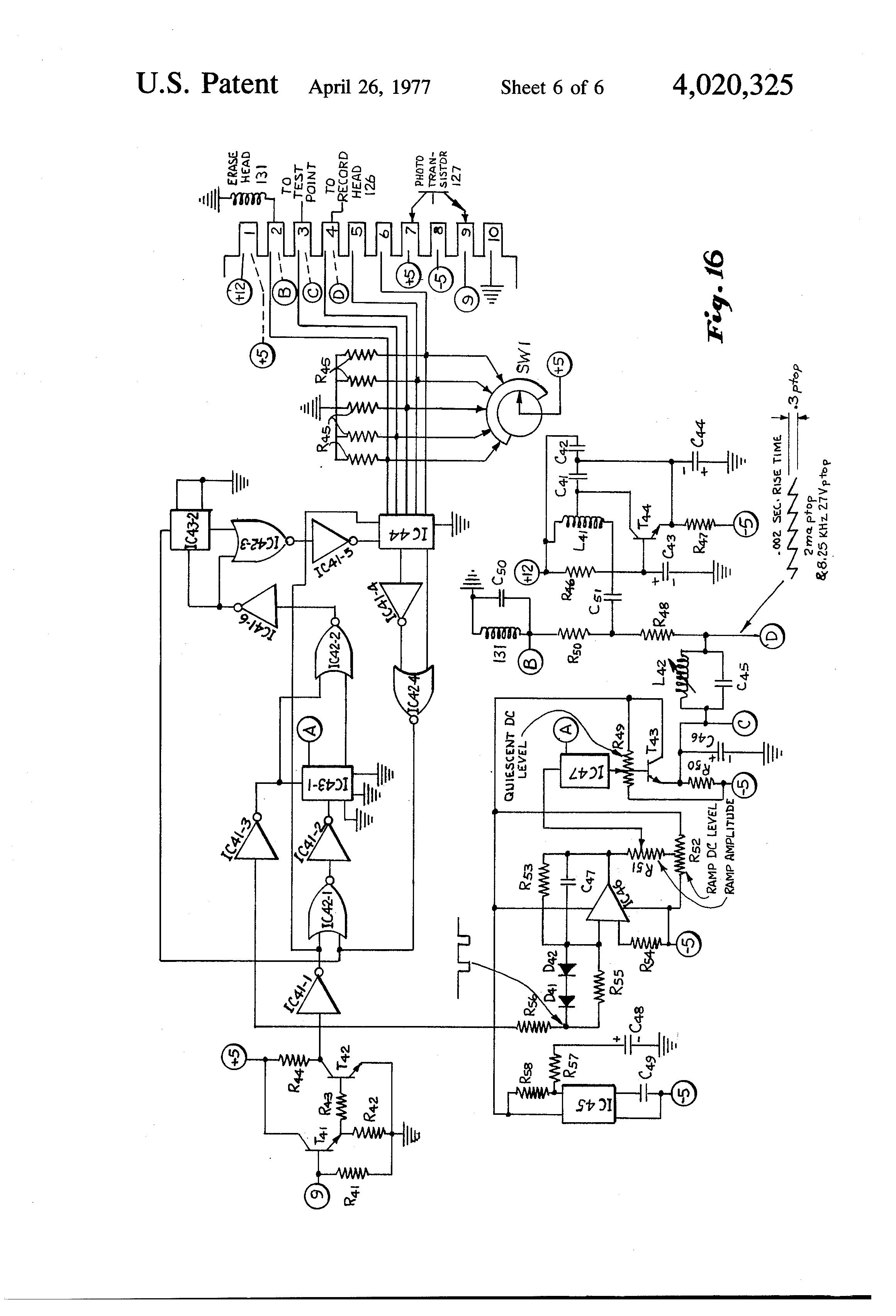 patent us4020325