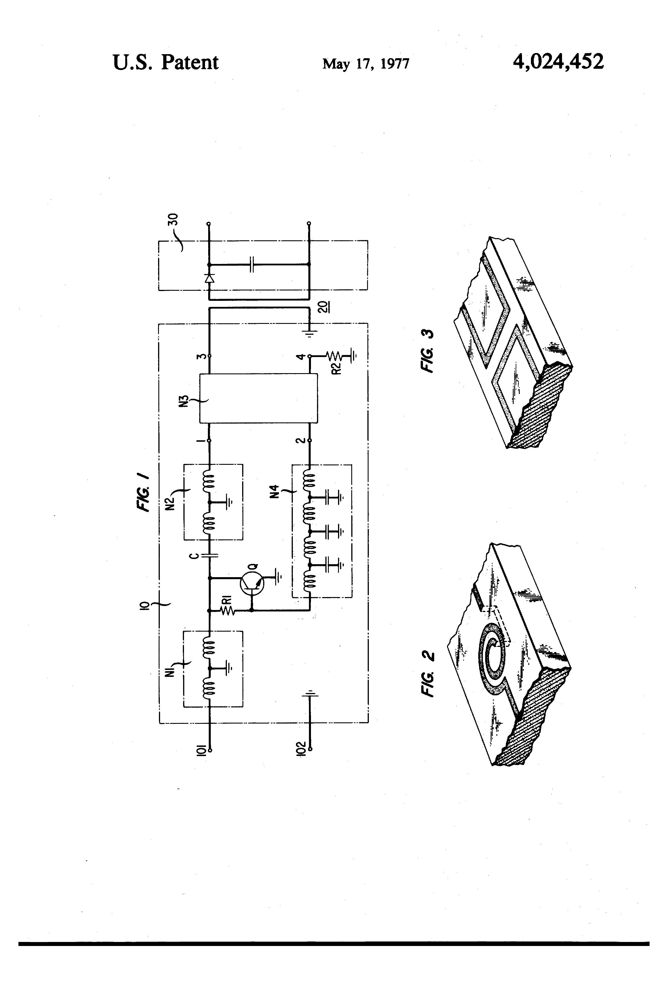 patent us4024452
