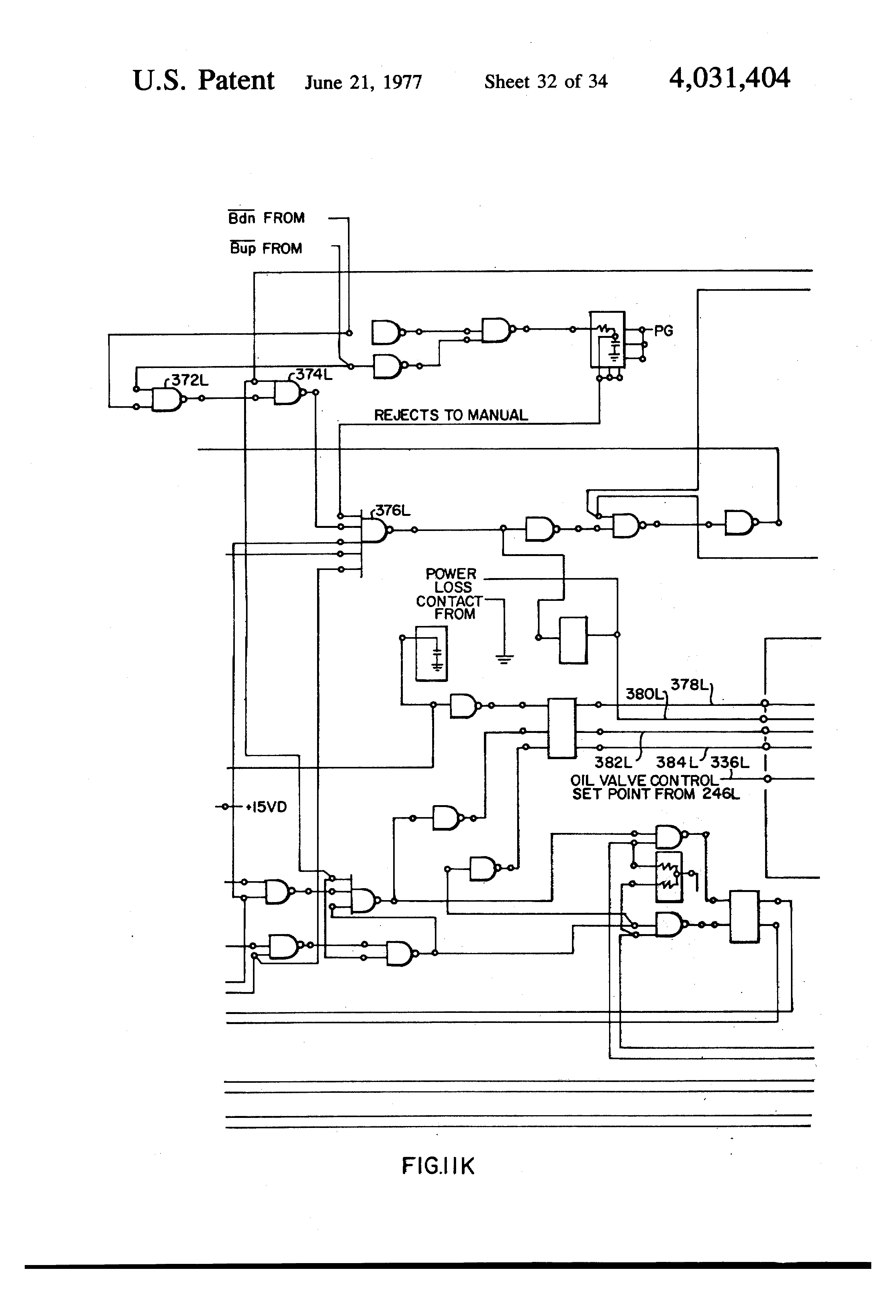 Patent US bined cycle electric power plant and a heat