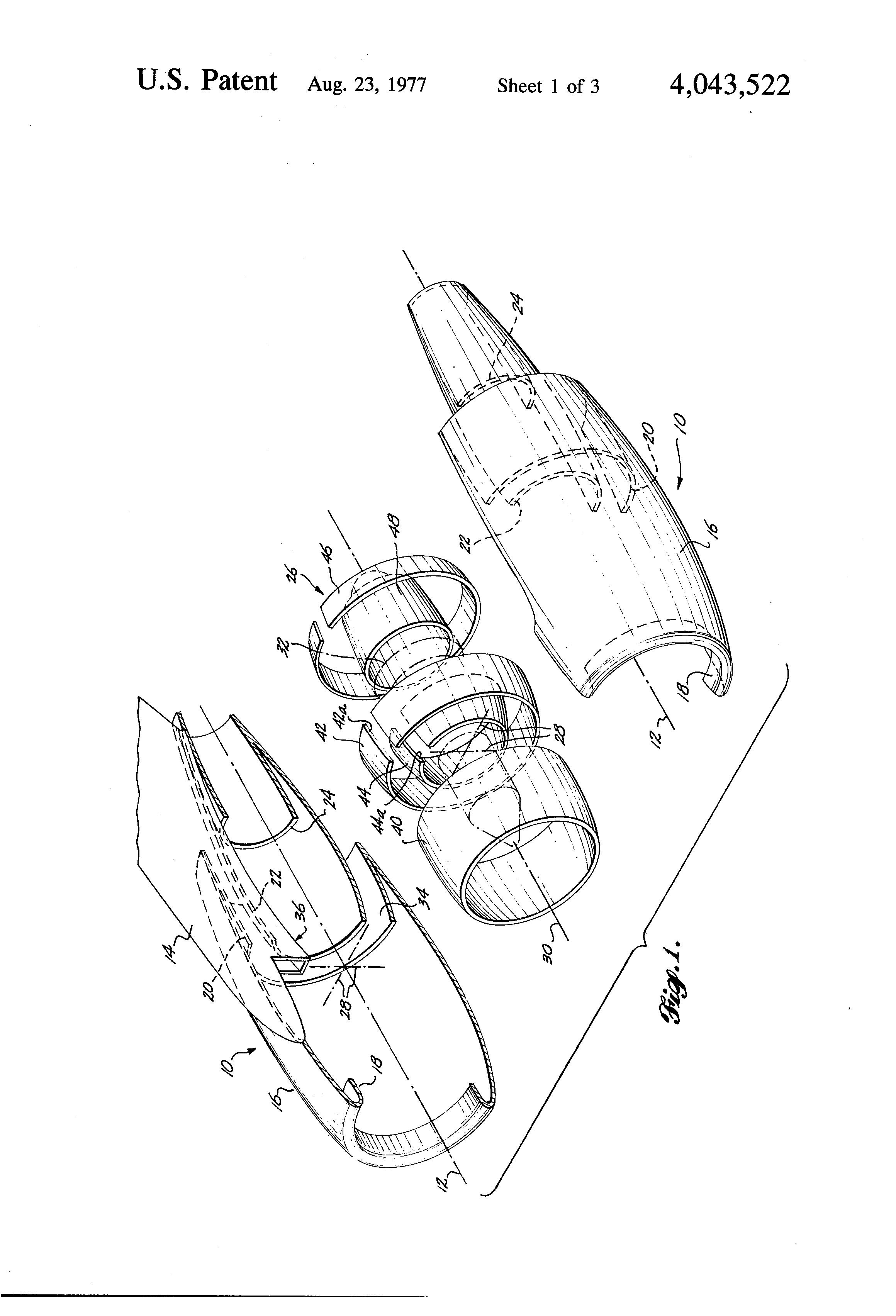 patent us4043522