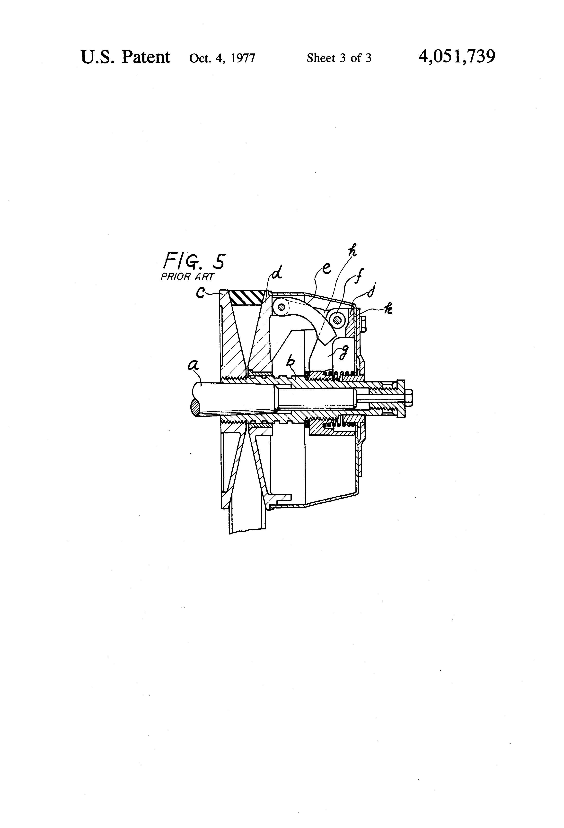 patent us4051739