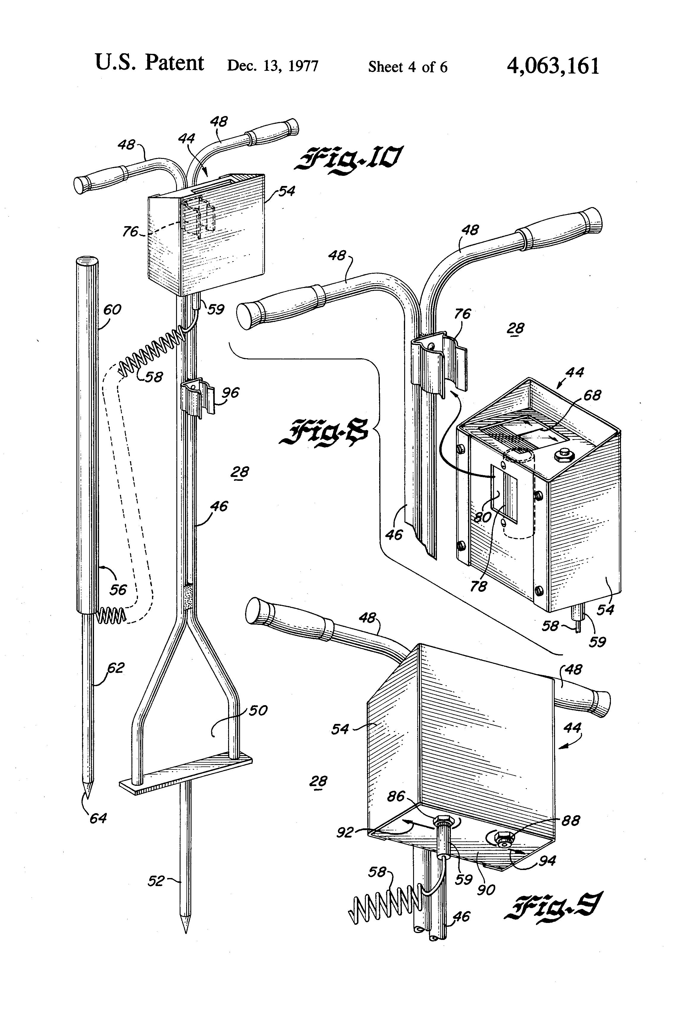 patent us4063161