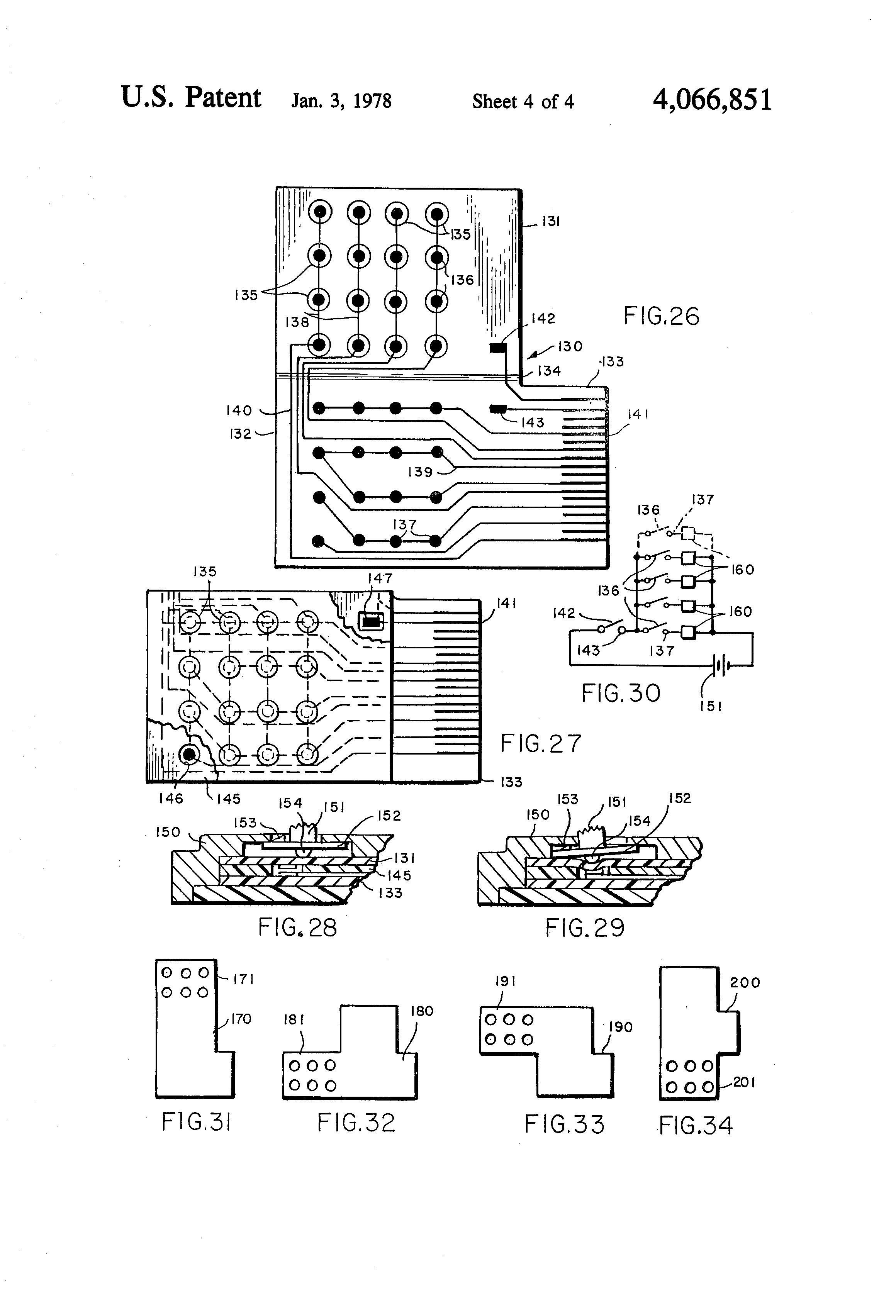 patent us4066851