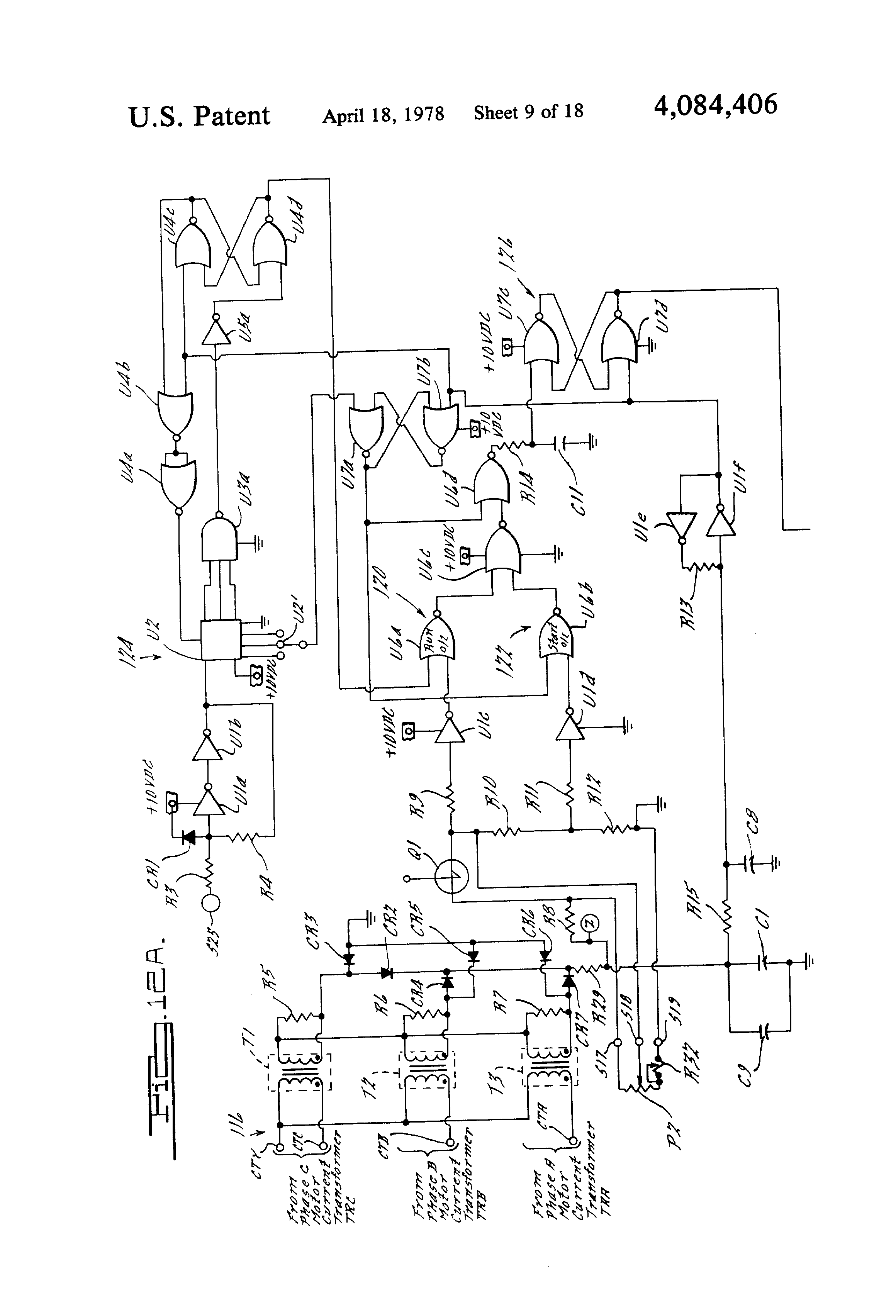 patent us4084406 - chiller controls
